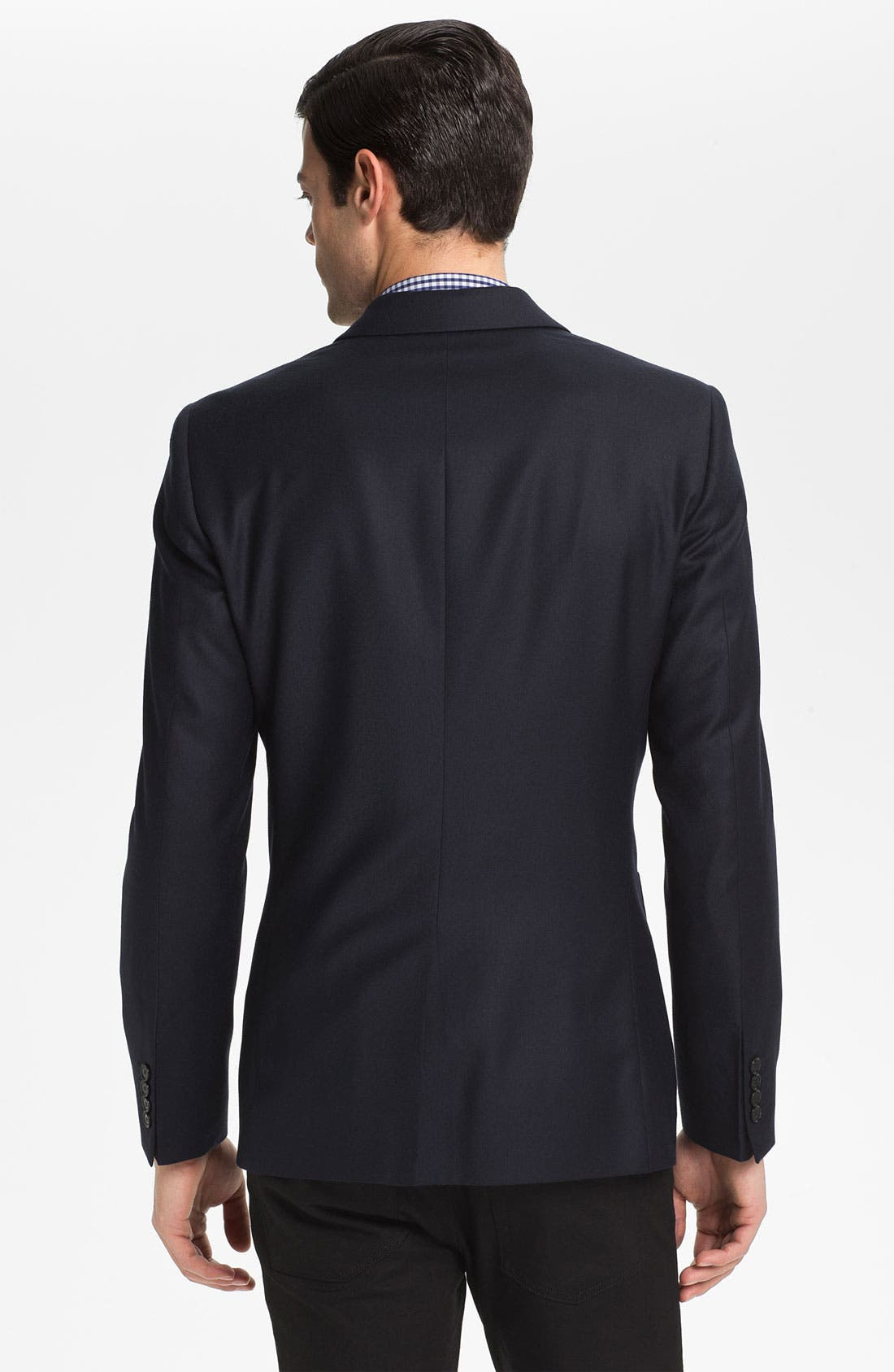 Alternate Image 2  - Burberry London 'Mardale' Trim Fit Blazer