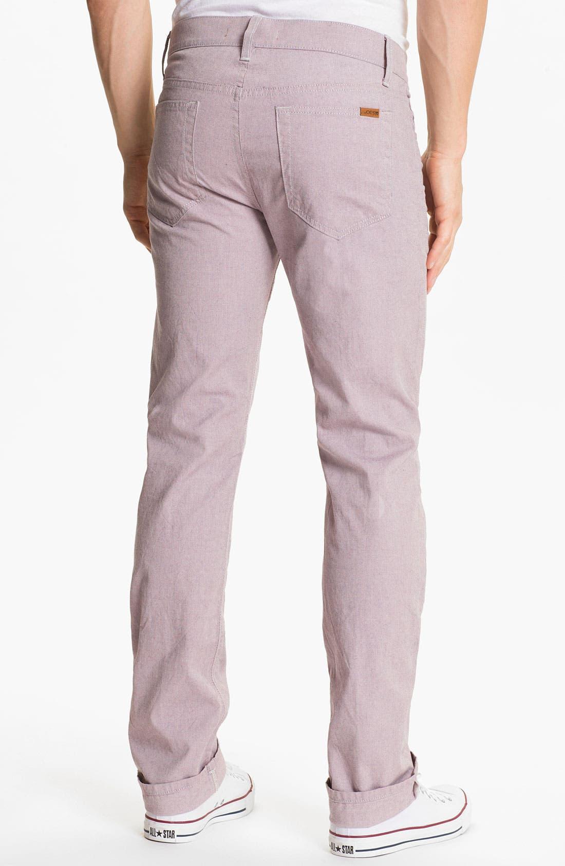 Main Image - Joe's 'Brixton' Slim Straight Leg Pants