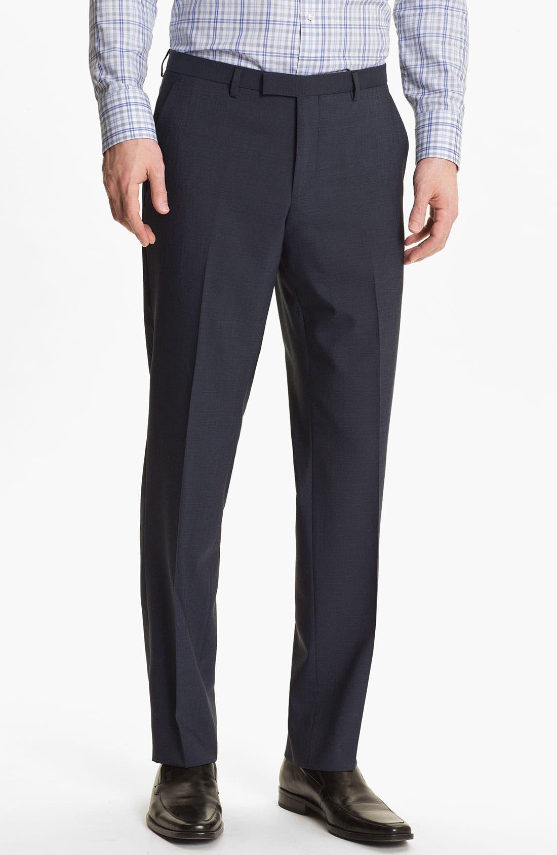 Alternate Image 4  - BOSS Black 'James/Sharp' Trim Fit Suit