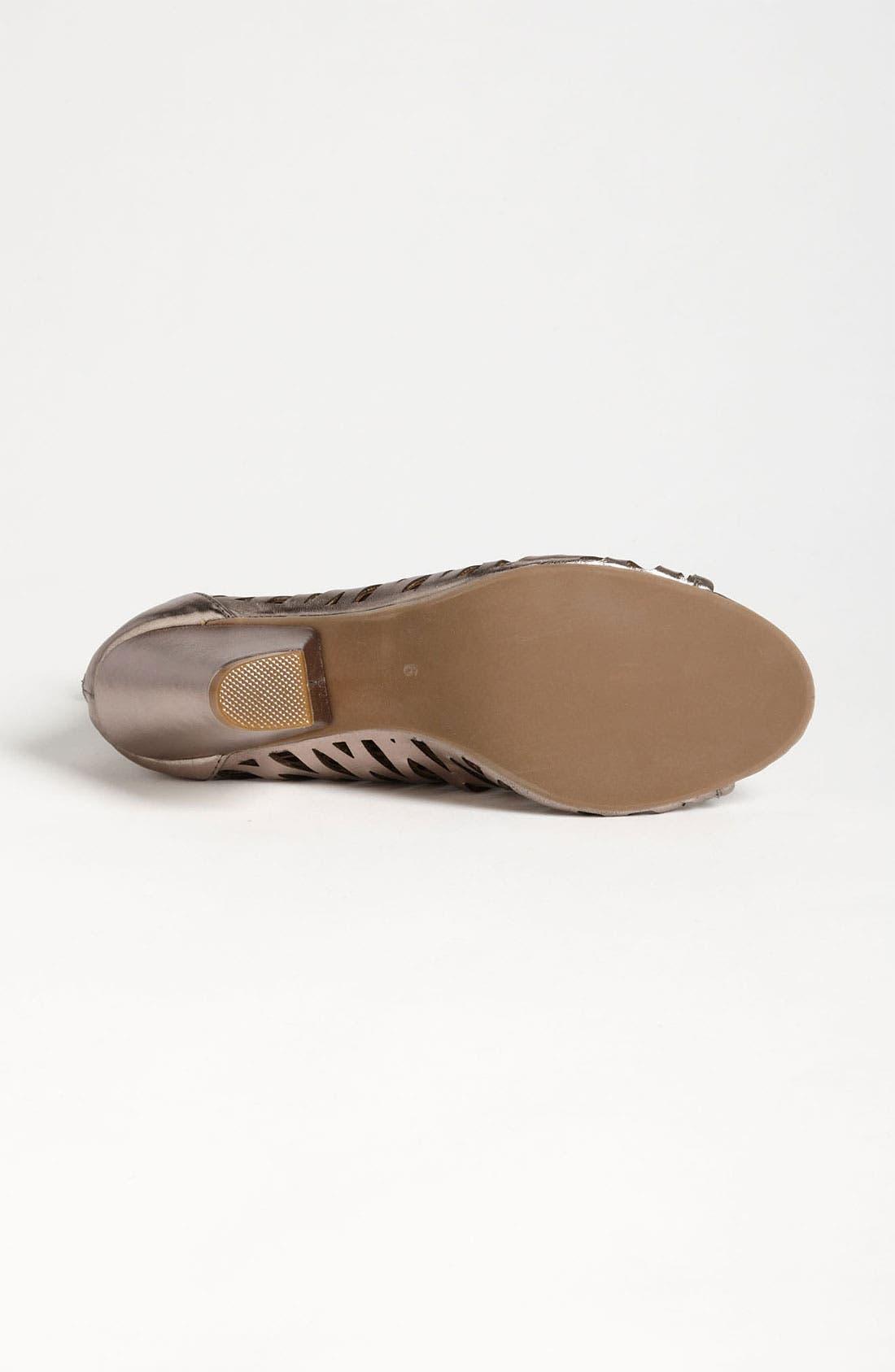 Alternate Image 4  - Jeffrey Campbell 'Produce' Open Toe Bootie