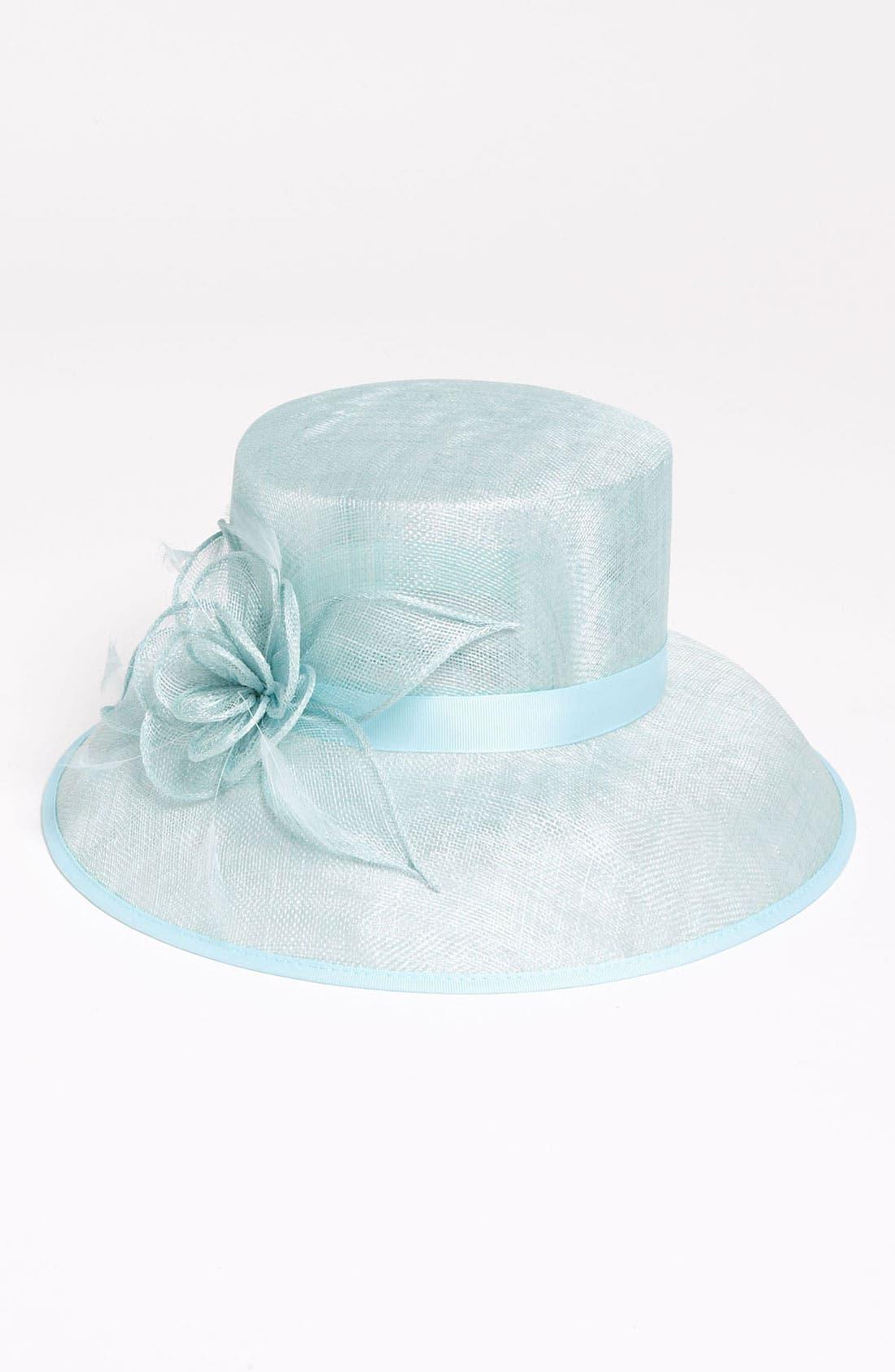 Alternate Image 1 Selected - Nordstrom 'Medium' Down Brim Derby Hat