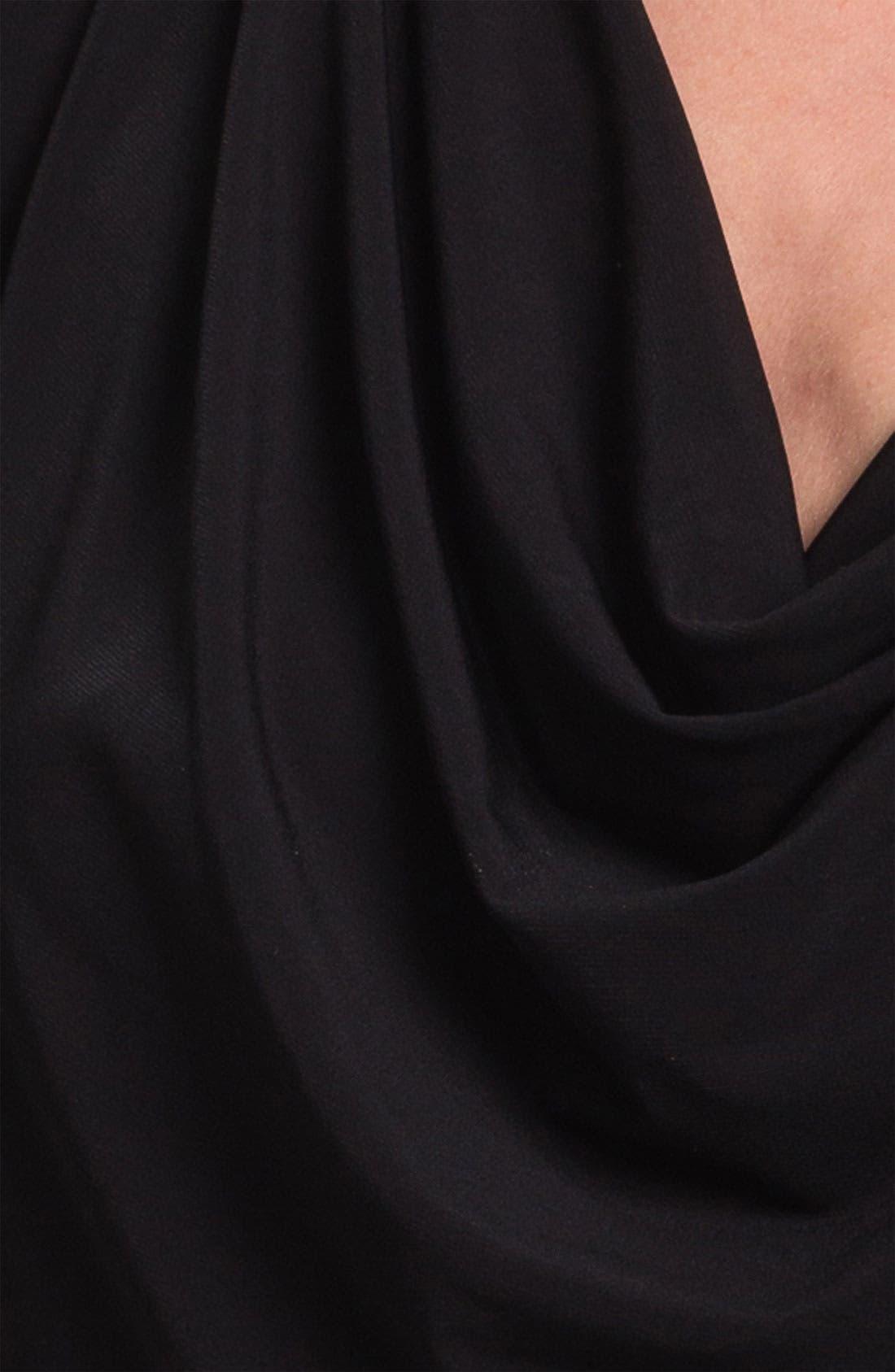 Alternate Image 3  - MICHAEL Michael Kors Cold Shoulder Cowl Neck Top