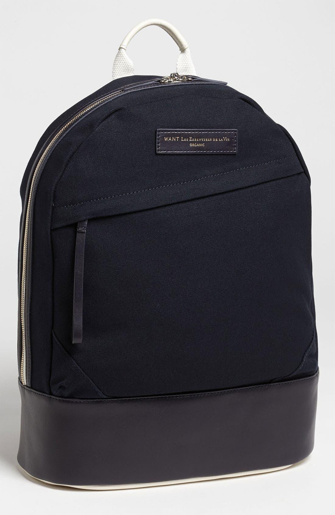 Alternate Image 1 Selected - WANT Les Essentiels de la Vie 'Kastrup' Backpack