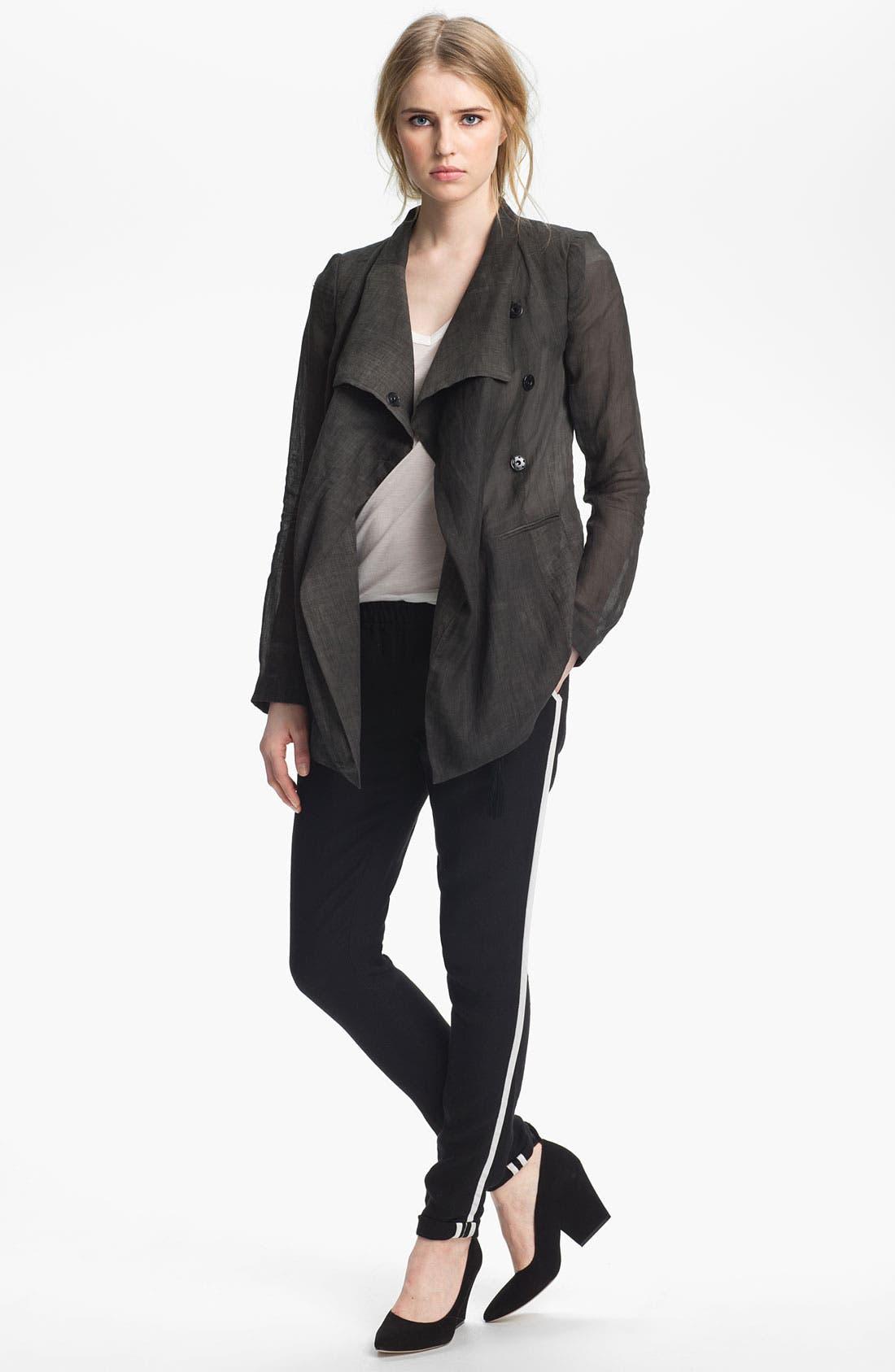 Main Image - Elizabeth and James 'Vicky' Sheer Jacket