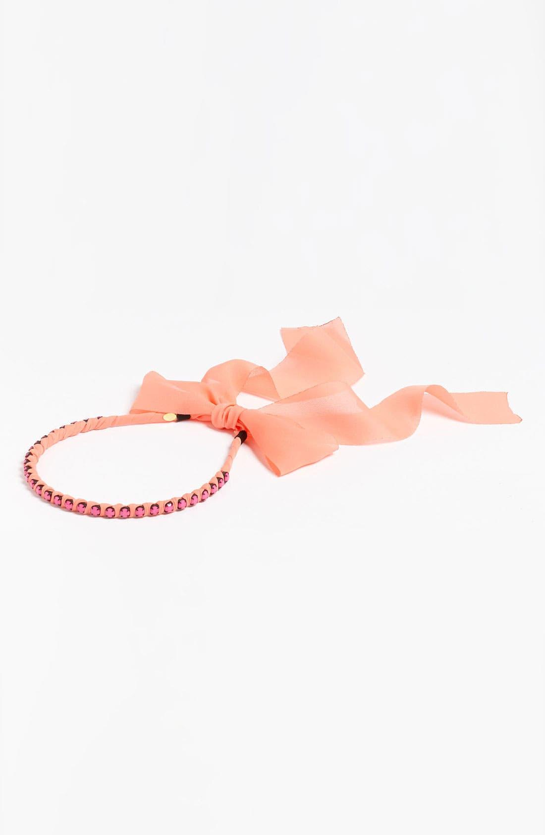 Alternate Image 1 Selected - Cara 'Ribbon Rhapsody' Headband