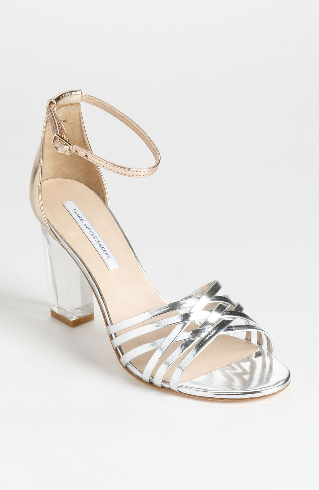 Alternate Image 1 Selected - Diane von Furstenberg 'Priene' Sandal (Online Only)