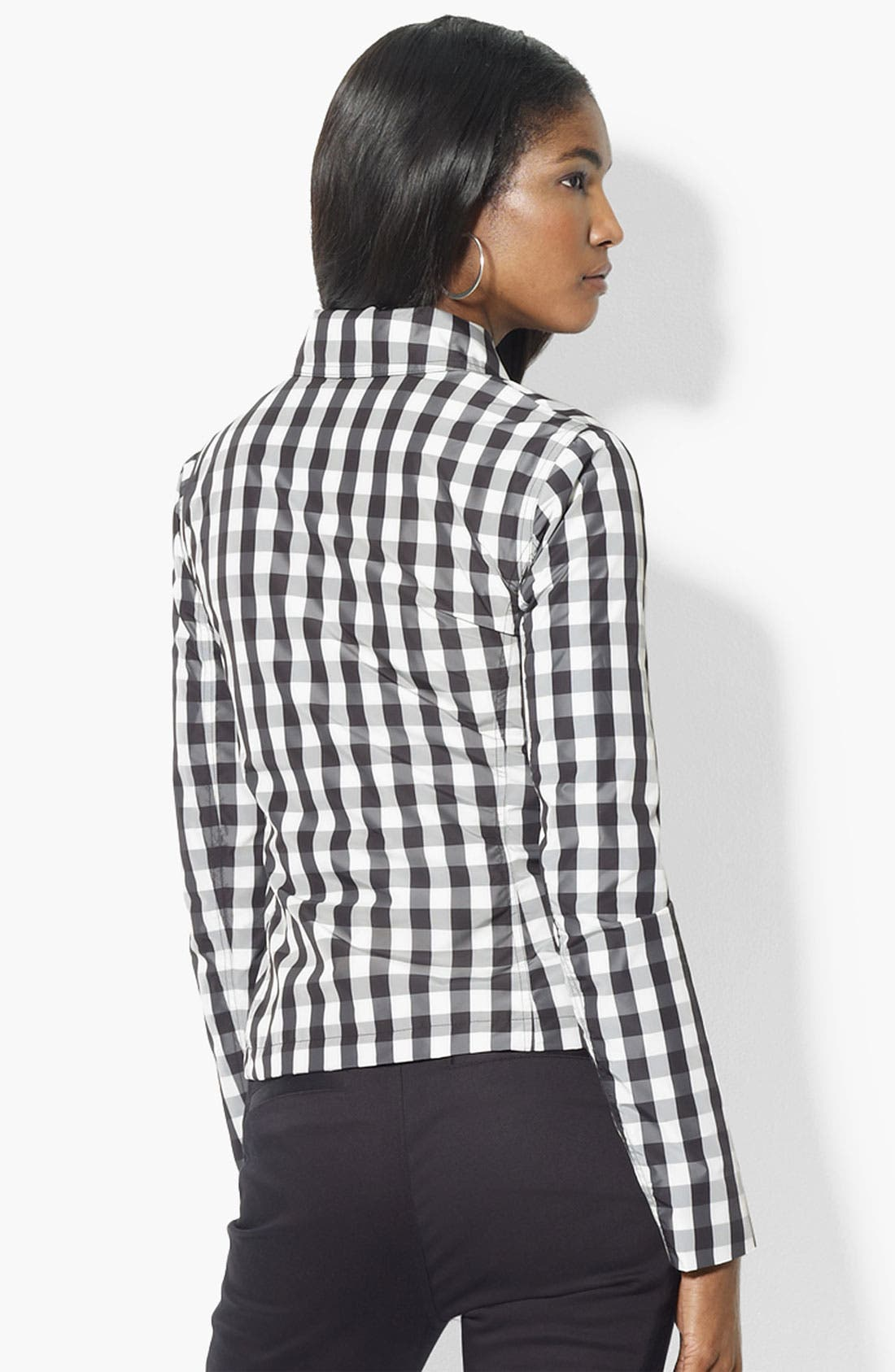 Alternate Image 2  - Lauren Ralph Lauren Check Plaid Jacket