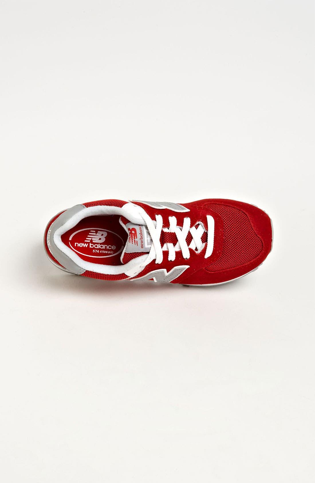 Alternate Image 3  - New Balance 'ML574' Running Shoe (Toddler, Little Kid & Big Kid)