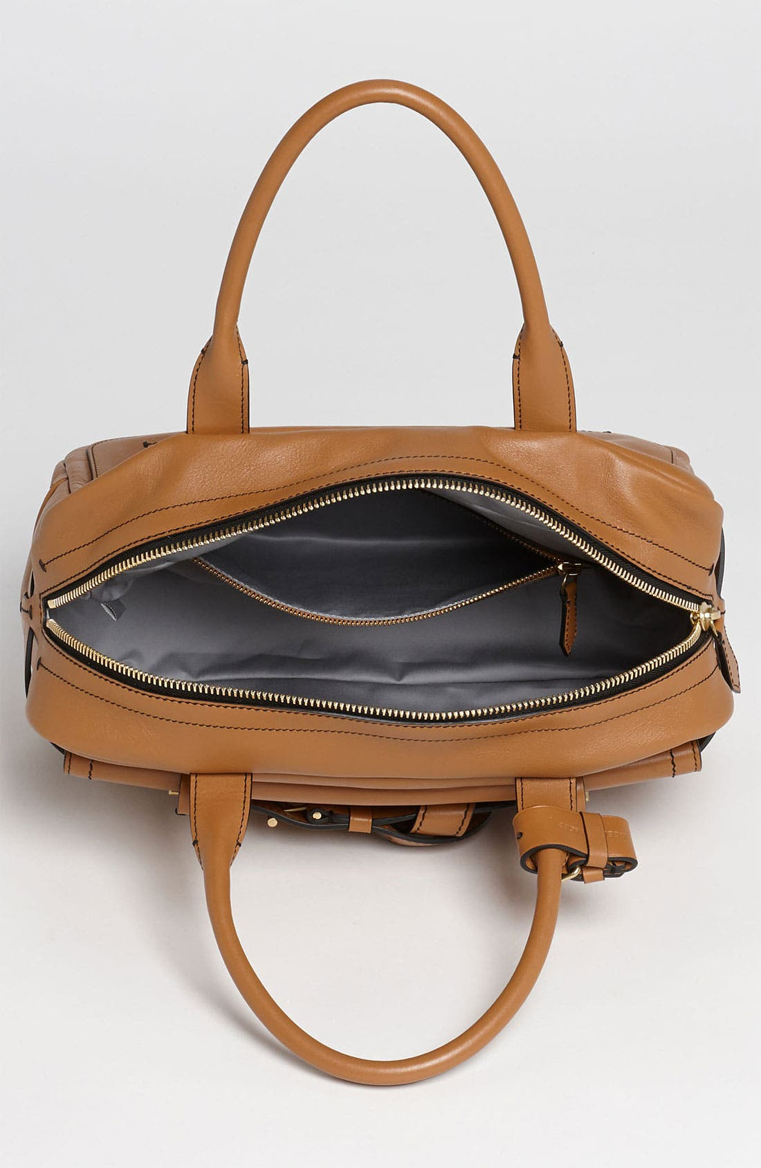 Alternate Image 3  - Reed Krakoff 'Fighter' Leather Satchel