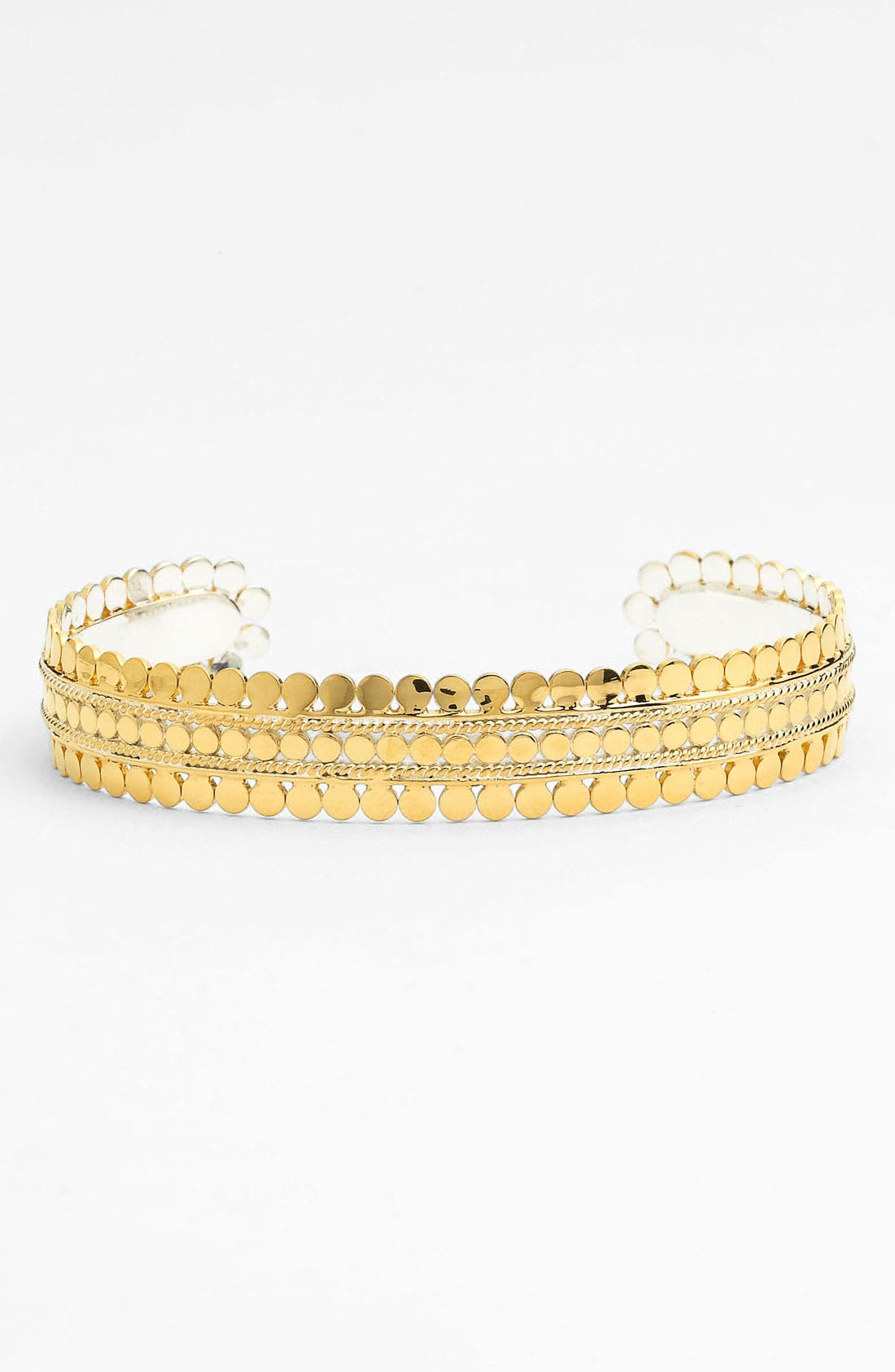 Alternate Image 1 Selected - Anna Beck 'Flores Citrine' Skinny Cuff