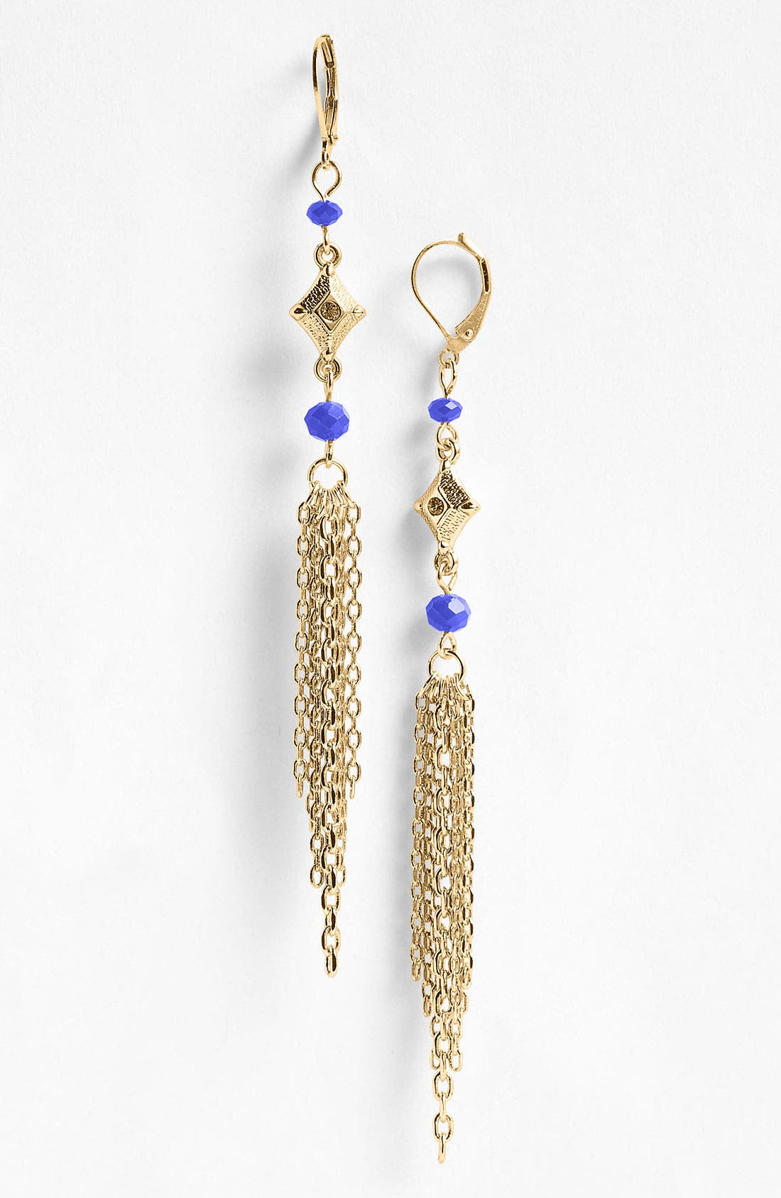 Alternate Image 1 Selected - Nordstrom Tassel Earrings