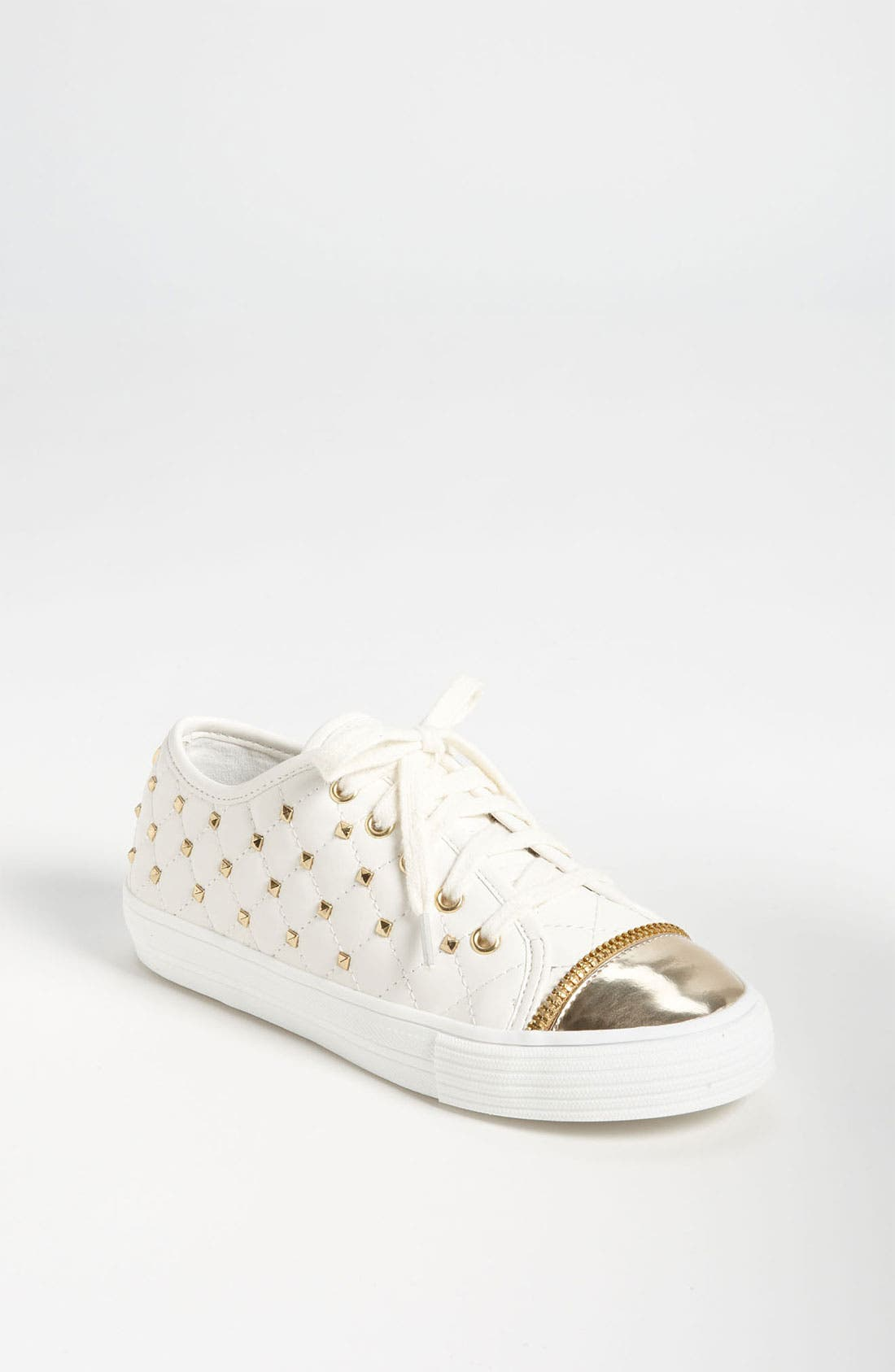 Alternate Image 1 Selected - MICHAEL Michael Kors 'Melbourne' Sneaker (Little Kid & Big Kid)