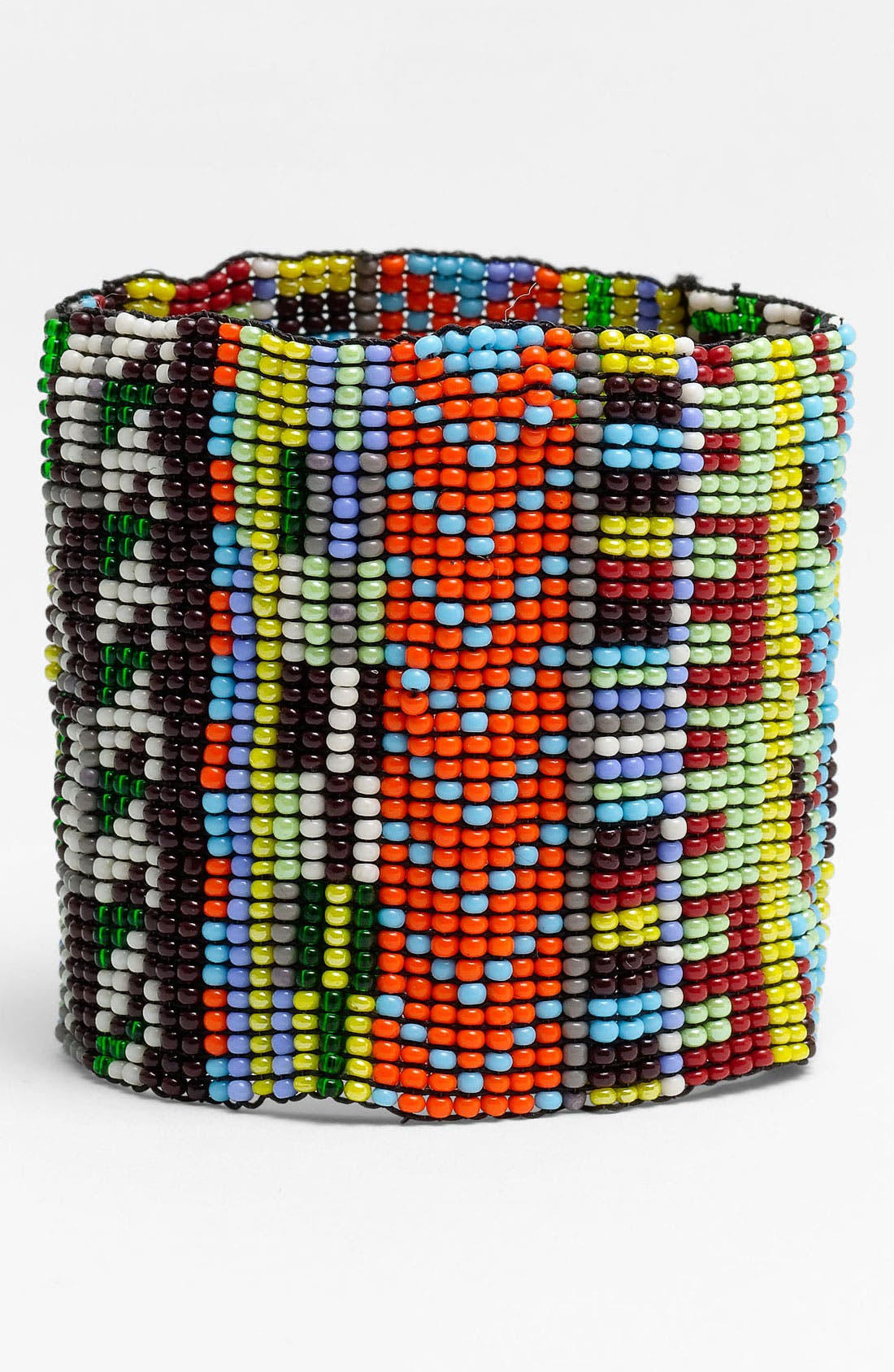 Alternate Image 1 Selected - Chan Luu Glass Bead Bracelet