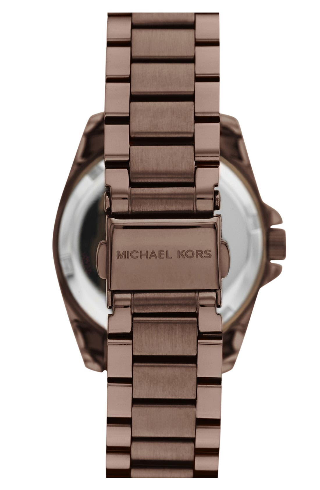 Alternate Image 3  - Michael Kors 'Blair' Multifunction Watch