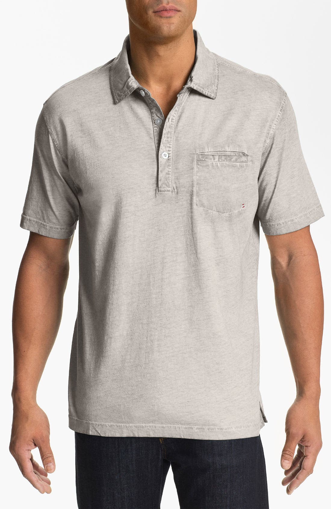 Alternate Image 1 Selected - Cutter & Buck 'Pearl' Regular Fit Polo (Big & Tall)