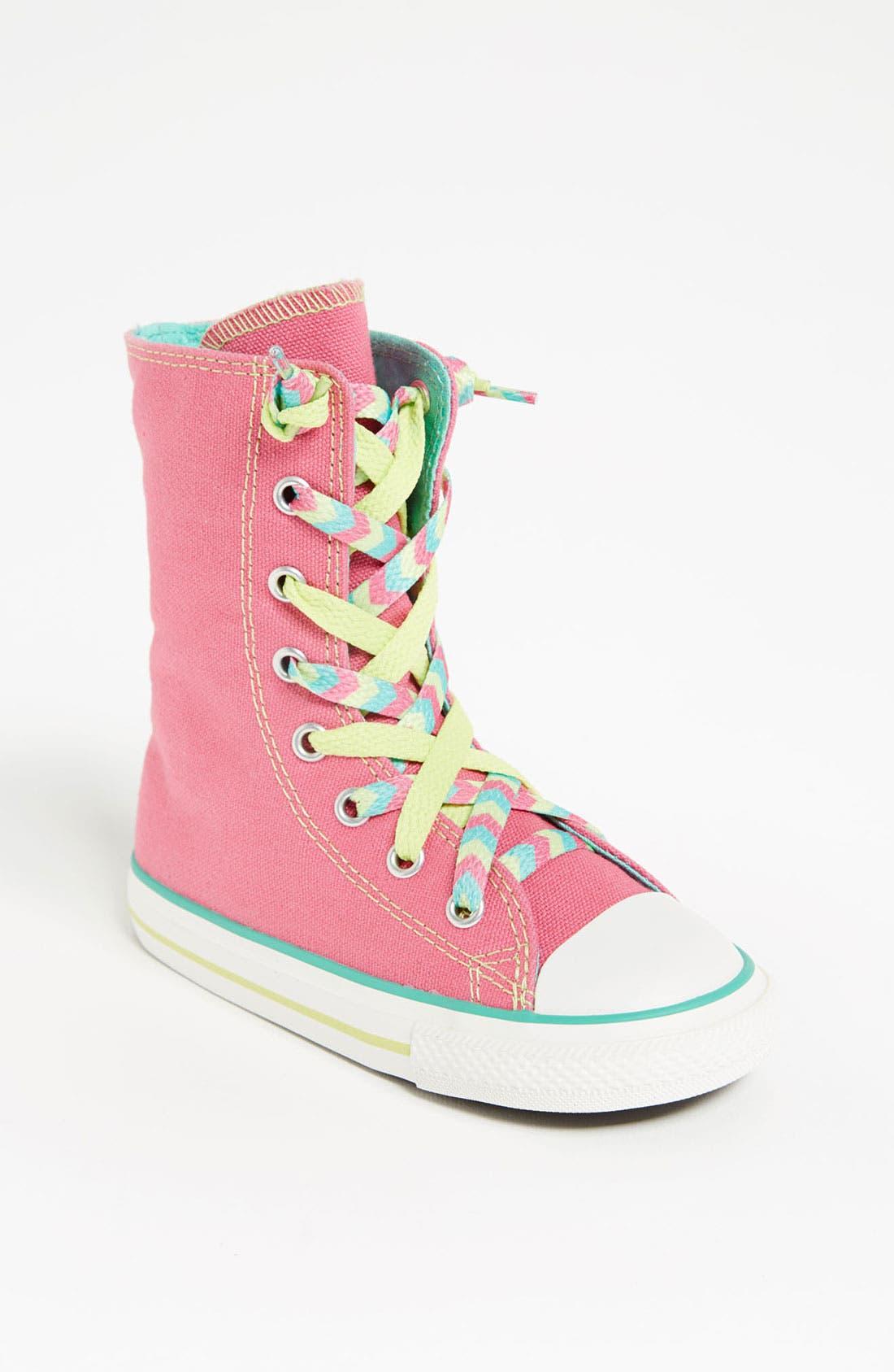Alternate Image 1 Selected - Converse Chuck Taylor® All Star® 'X-Hi' Sneaker (Baby, Walker & Toddler)