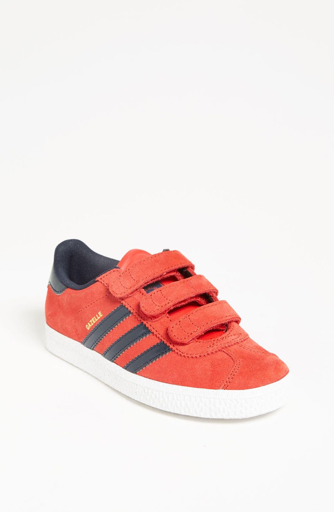 Alternate Image 1 Selected - adidas 'Gazelle' Sneaker (Toddler & Little Kid)