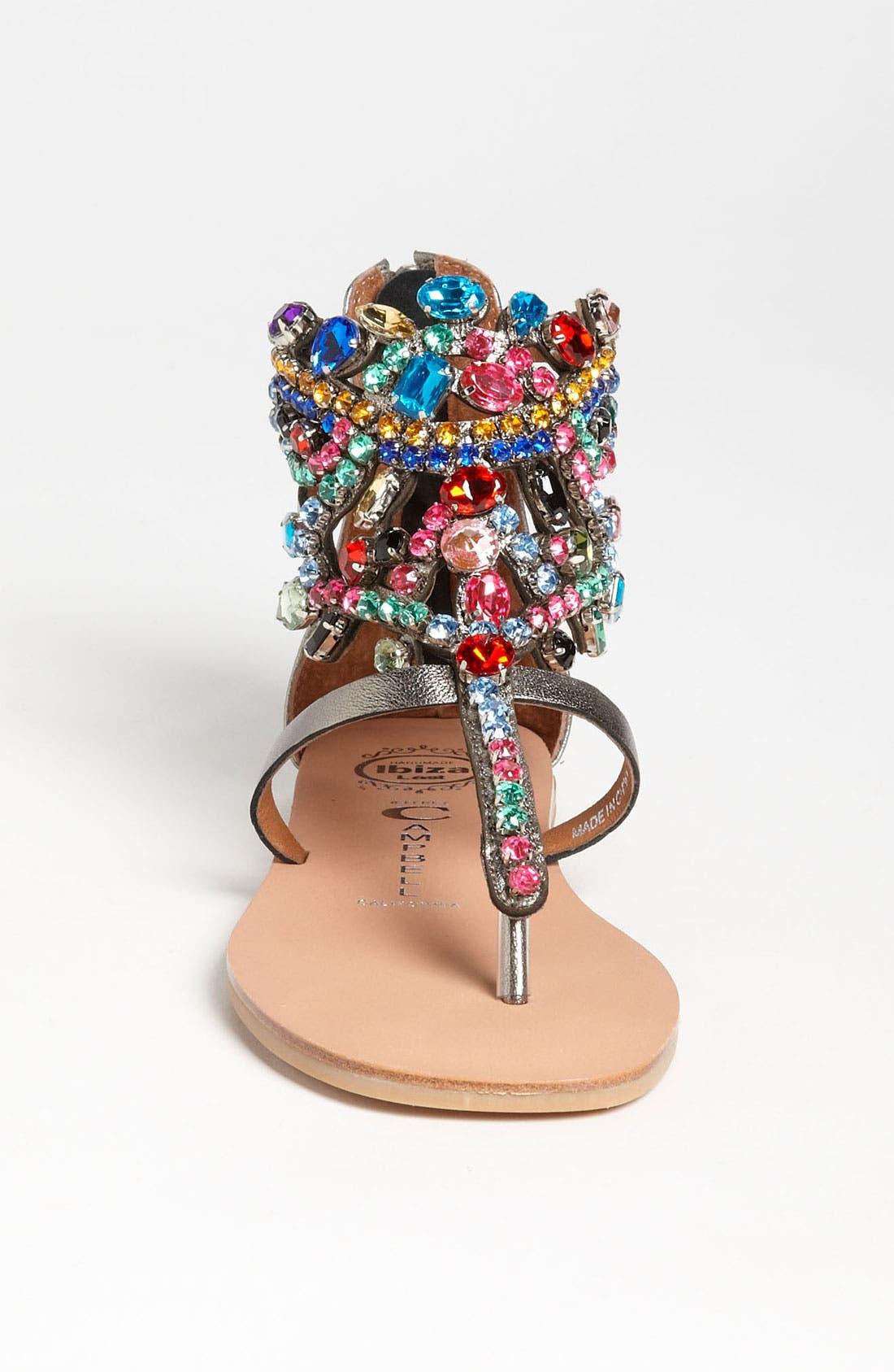 Alternate Image 3  - Jeffrey Campbell 'Prizzy' Sandal