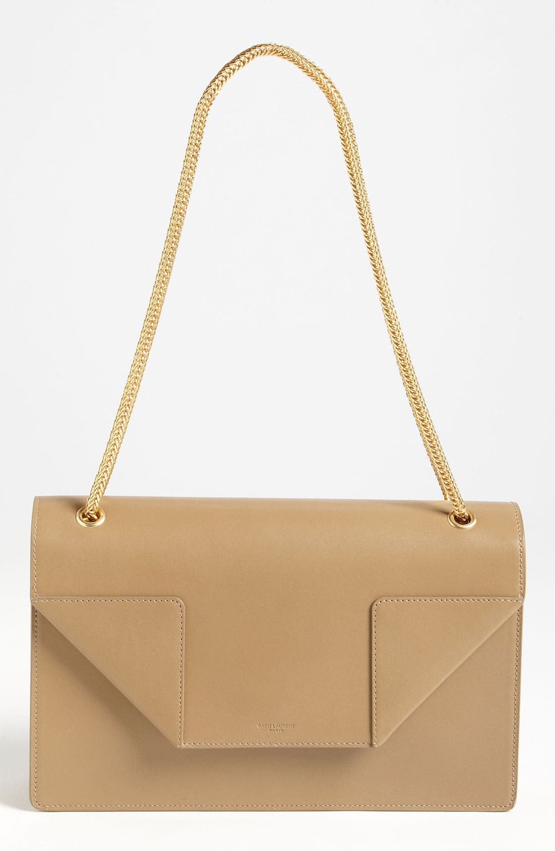 Alternate Image 1 Selected - Saint Laurent 'Betty - Medium' Leather Shoulder Bag