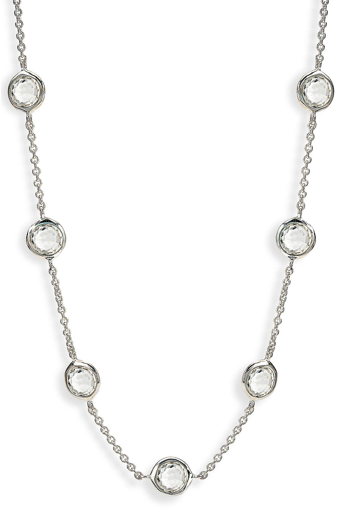 Main Image - Ippolita 'Rock Candy' 7-Station Lollipop Necklace