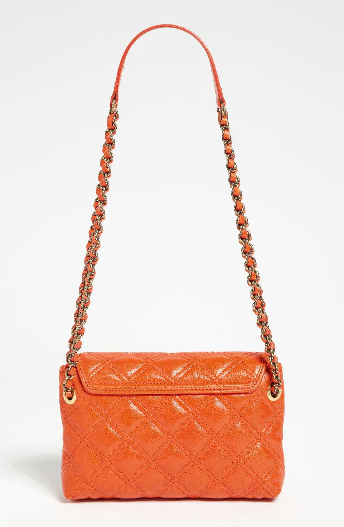 Alternate Image 4  - MARC JACOBS 'Baroque - Single' Leather Shoulder Bag