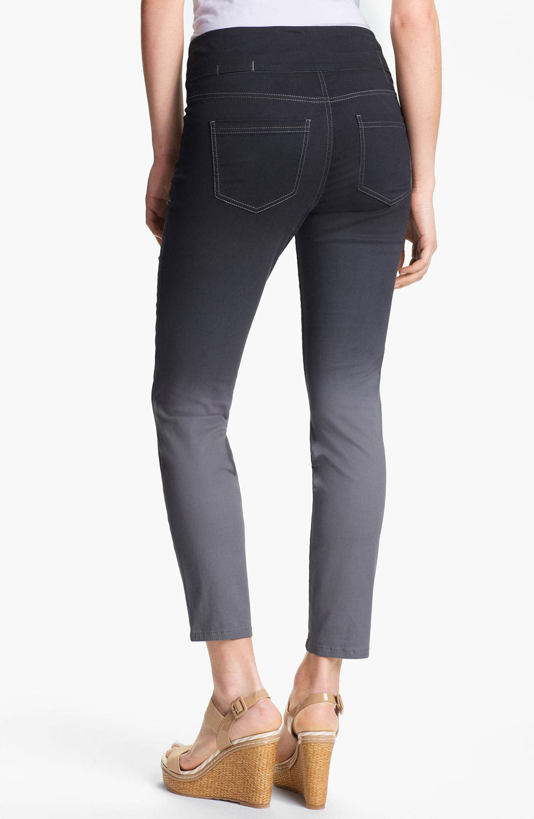 Alternate Image 2  - Jag Jeans 'Amelia' Pull-On Slim Ankle Jeans