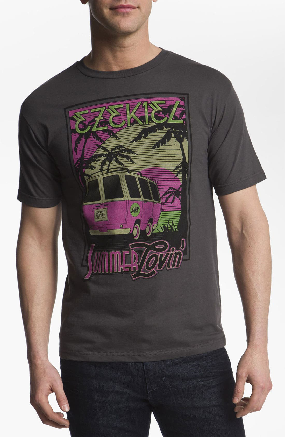 Alternate Image 1 Selected - Ezekiel 'Getaway' T-Shirt