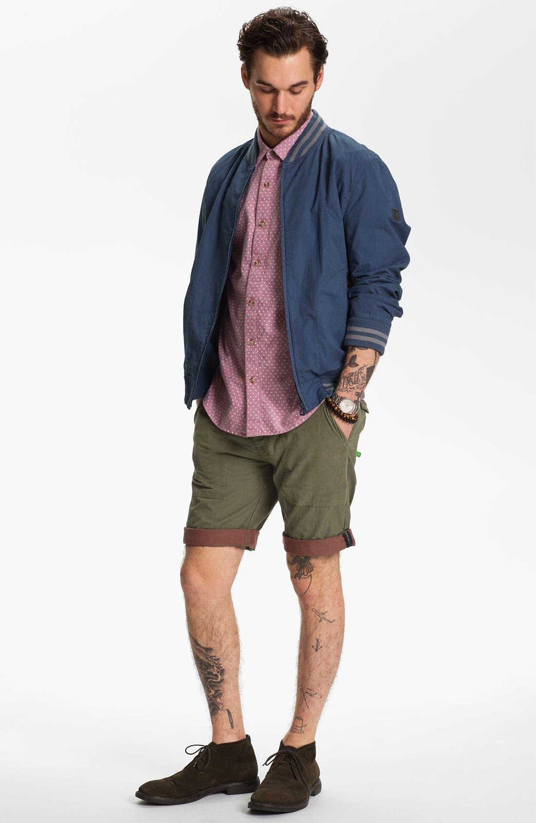 Alternate Image 4  - Zanerobe 'Crocody' Shorts