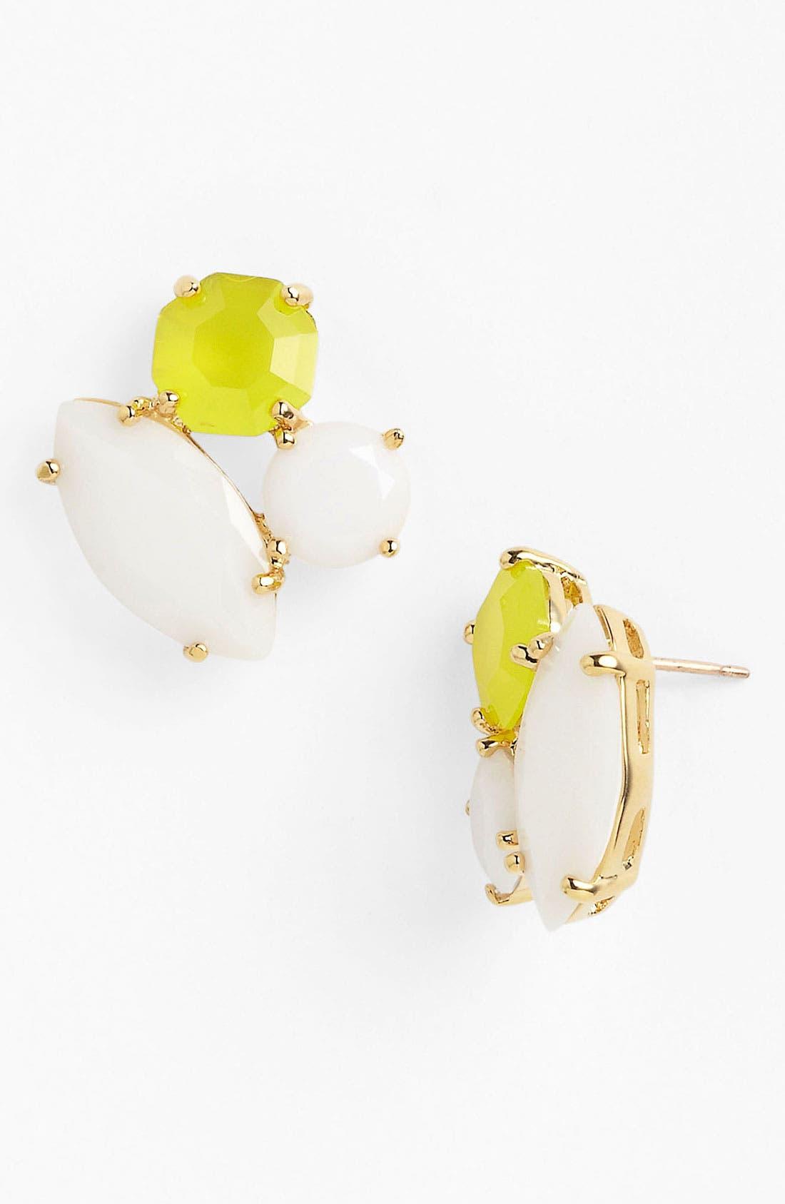 Main Image - kate spade new york 'marquee' stud earrings