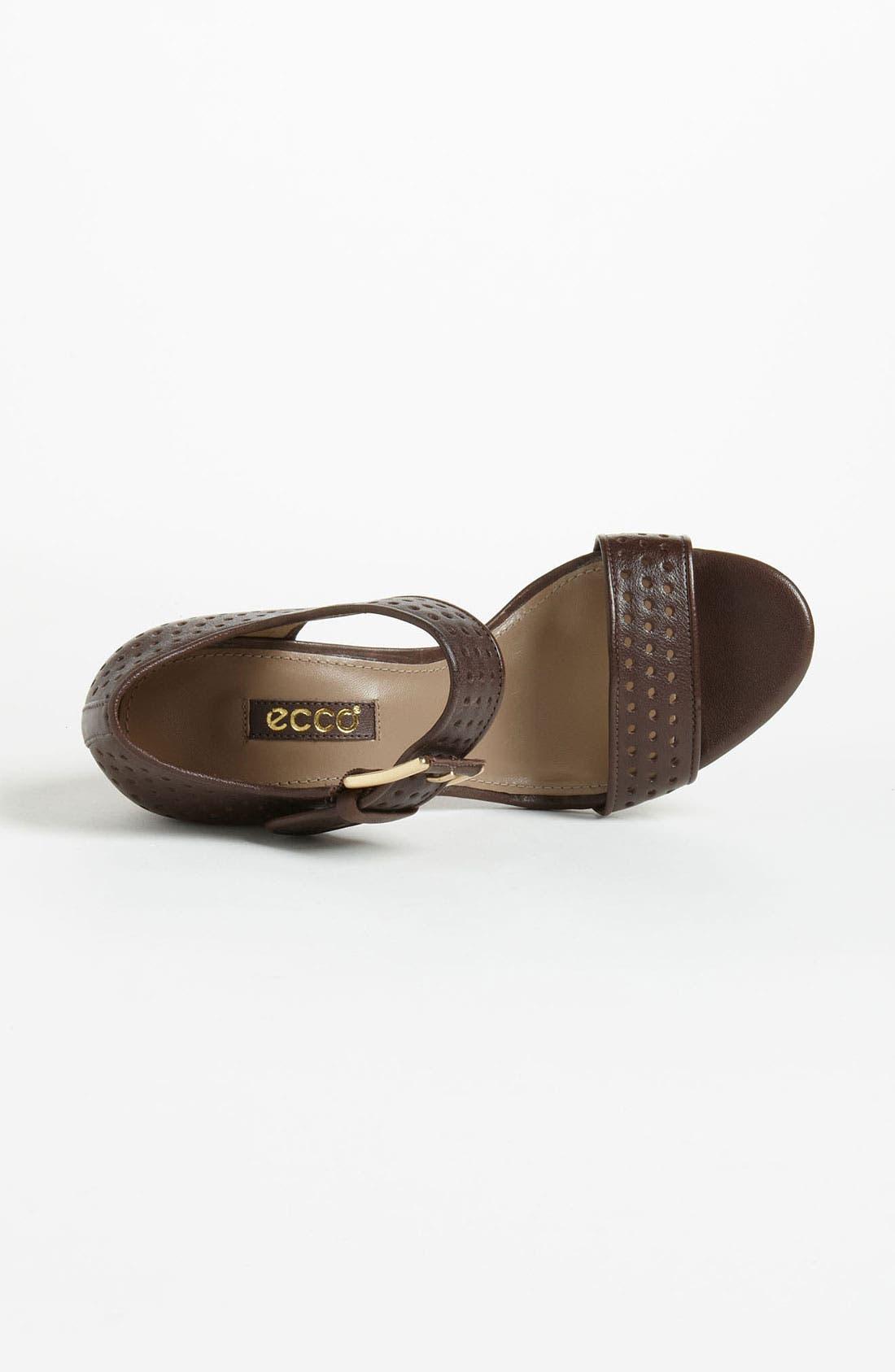 Alternate Image 3  - ECCO 'Omak' Perforated Sandal