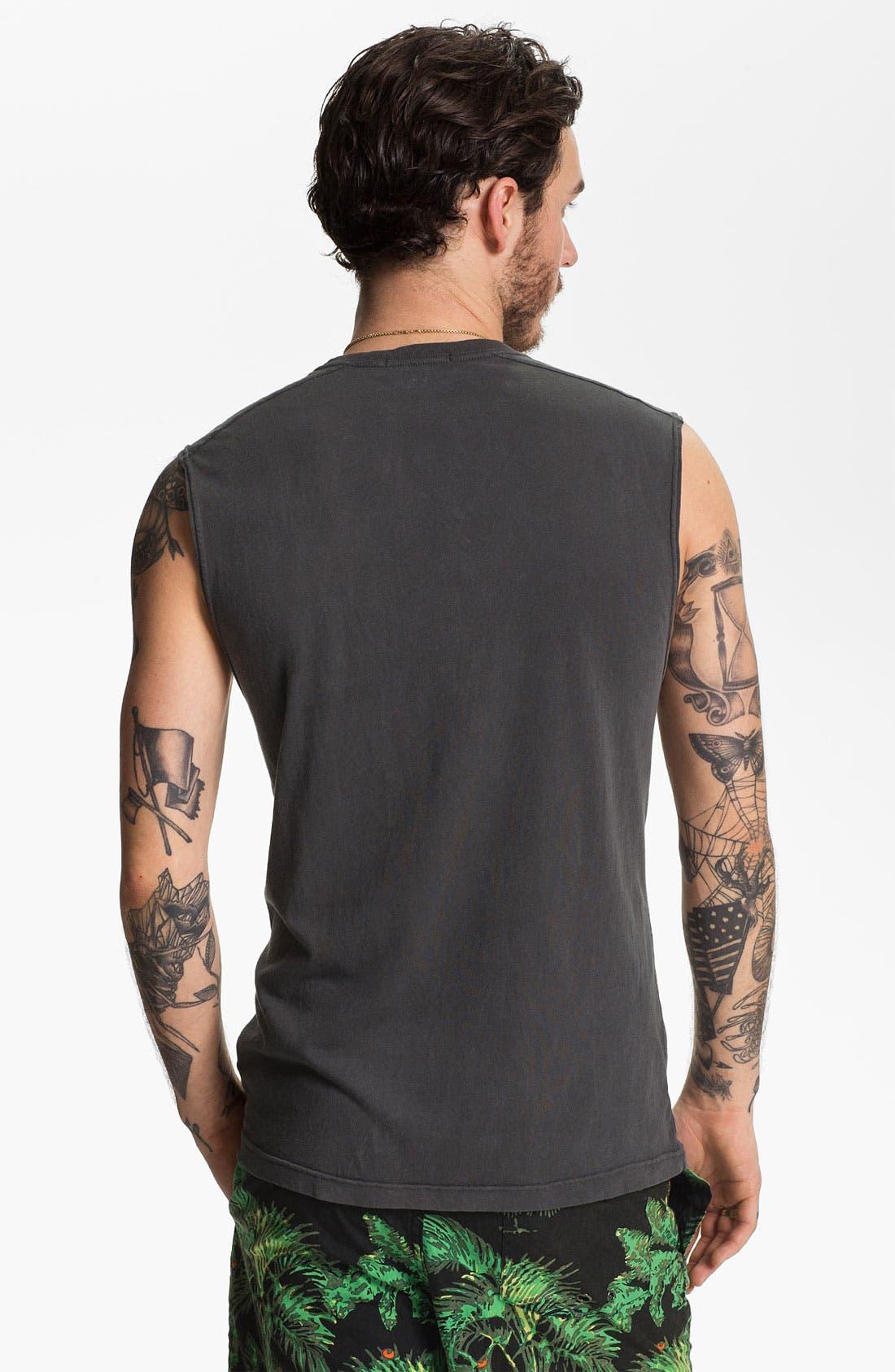 Alternate Image 2  - Deus Ex Machina 'Throttle Top' Muscle T-Shirt