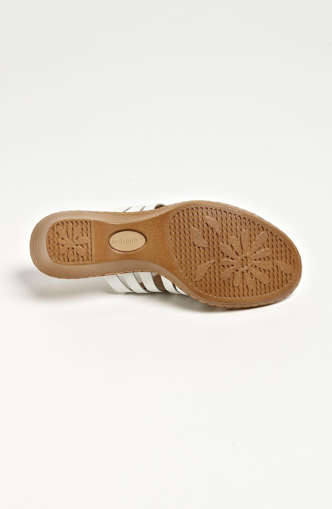 Alternate Image 4  - Softspots 'Hilary' Sandal