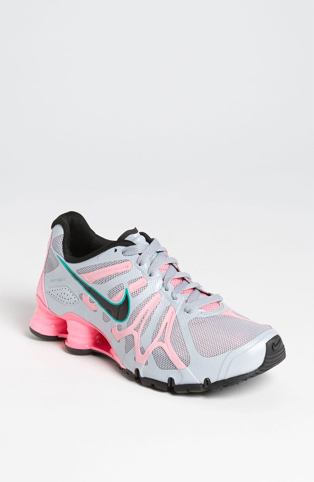 Alternate Image 1 Selected - Nike 'Shox Turbo+ 13' Running Shoe (Women)