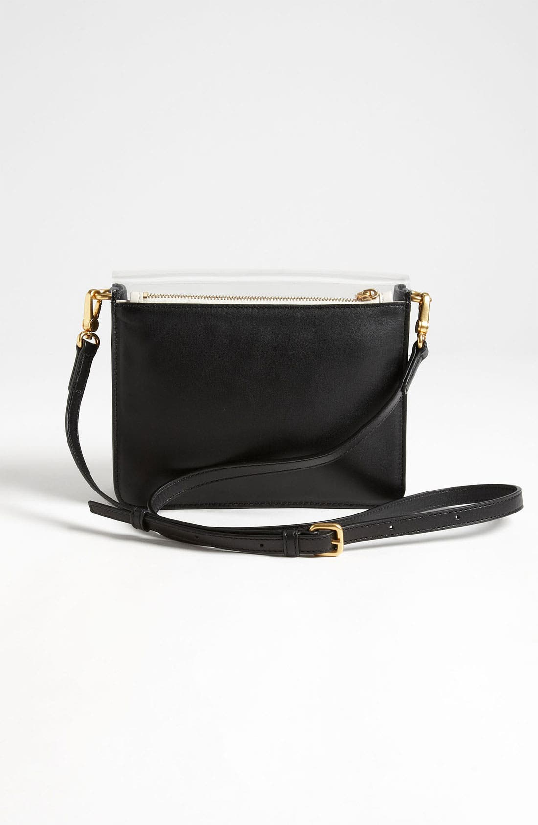 Alternate Image 4  - MARC BY MARC JACOBS 'Clearly Colorblocked' Crossbody Bag