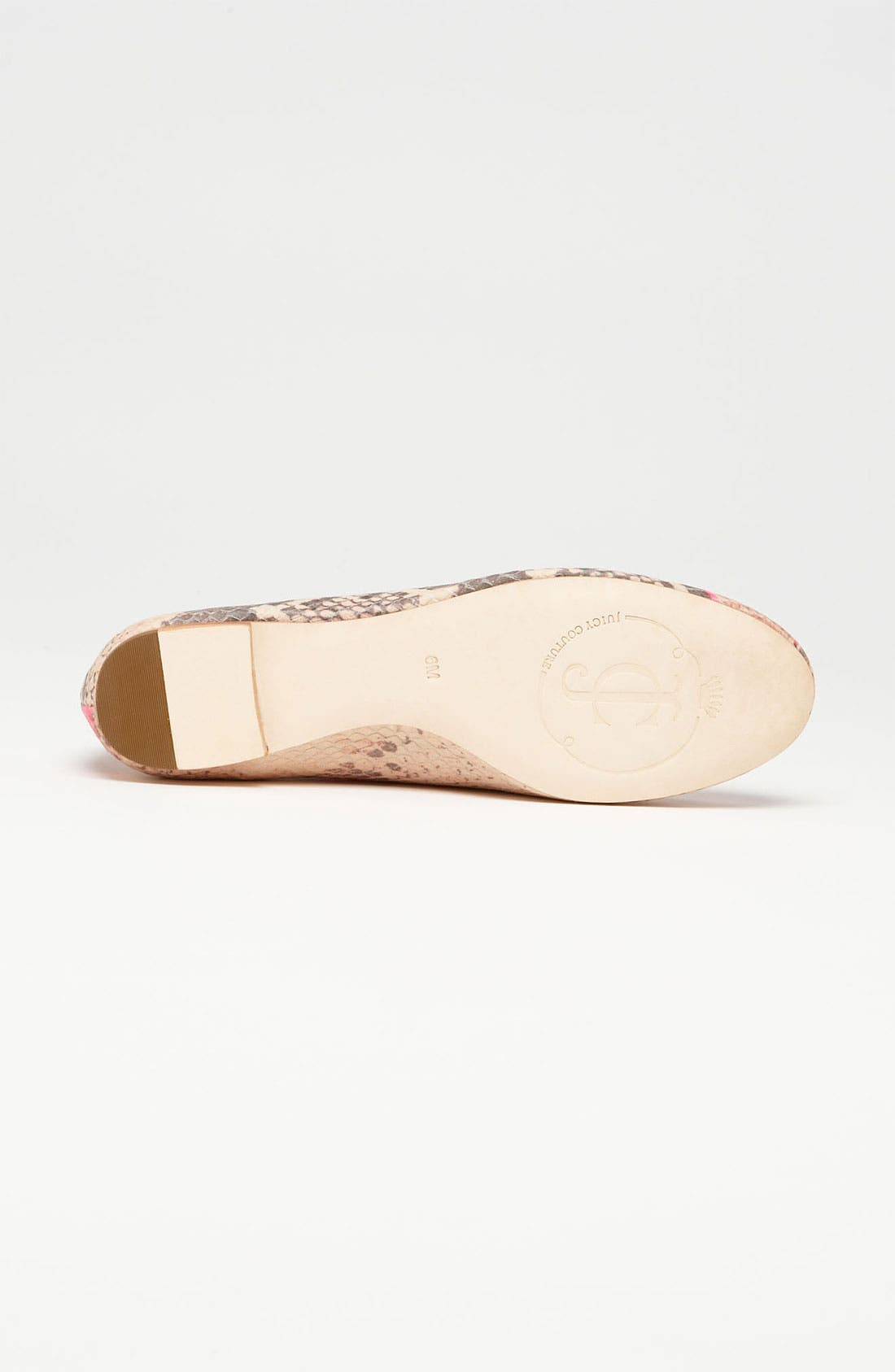 Alternate Image 4  - Juicy Couture 'Jailyn' Flat