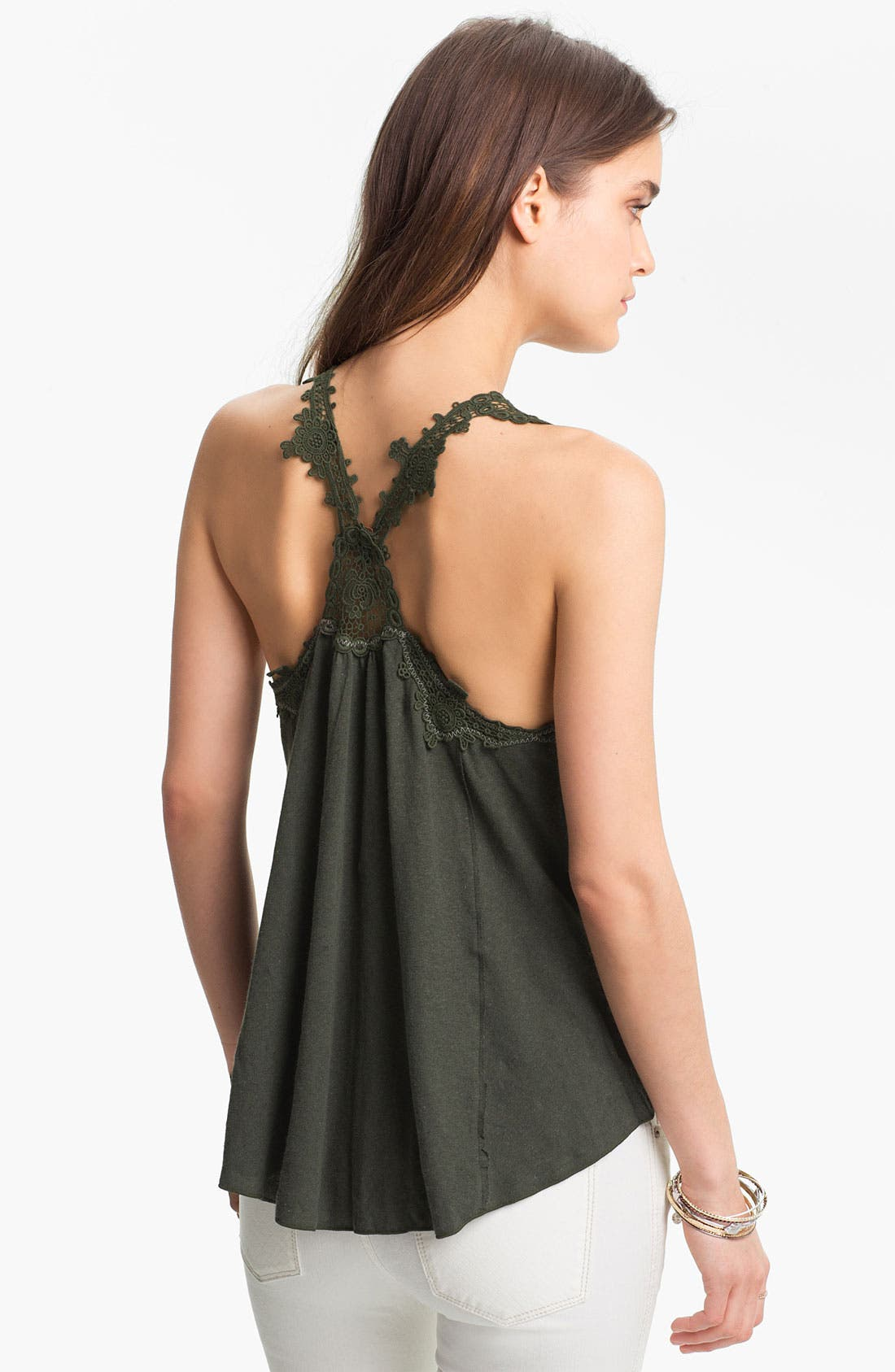 Alternate Image 2  - Free People 'Lacy Day' Tank
