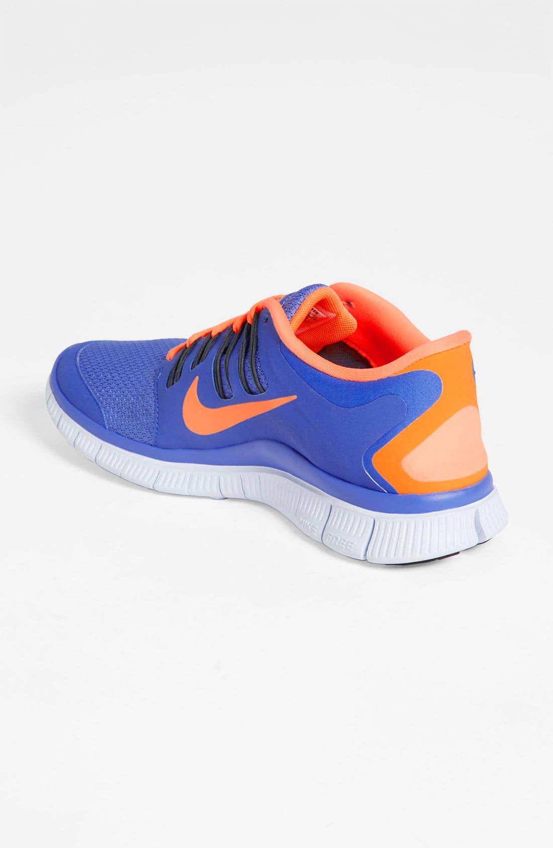Alternate Image 2  - Nike 'Free 5.0' Running Shoe (Women)