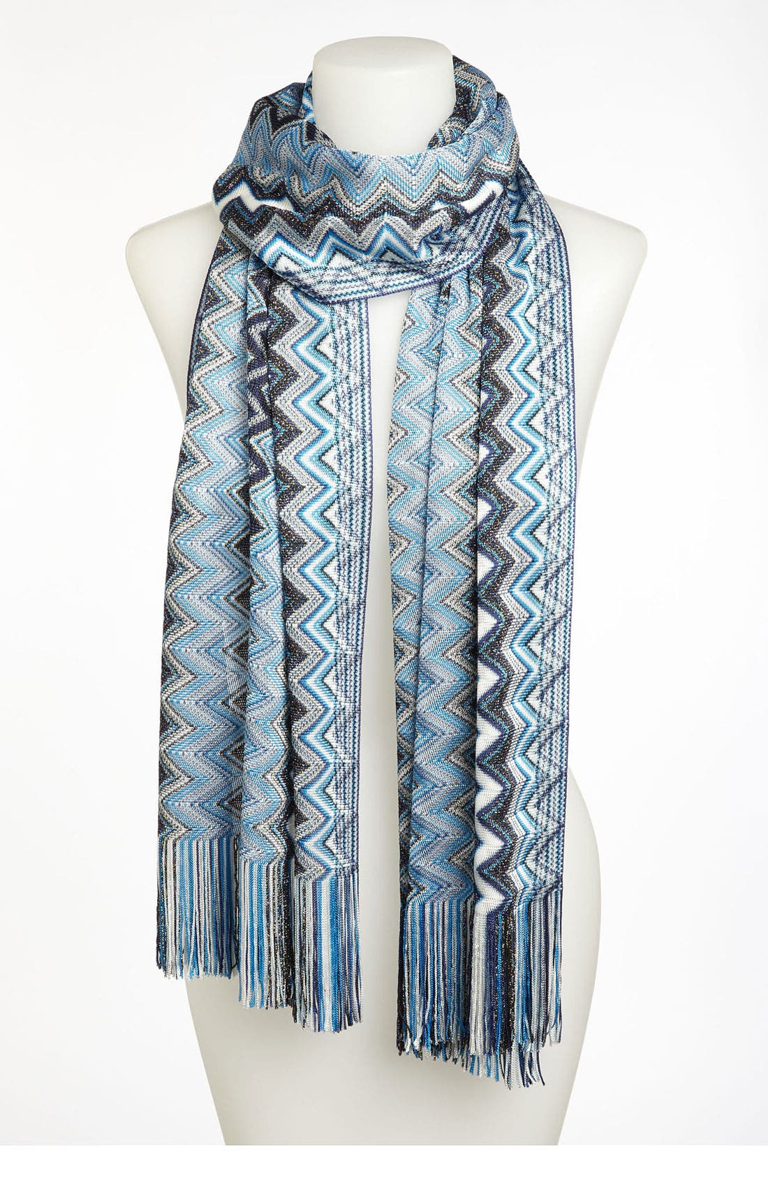 Alternate Image 1 Selected - Missoni 'Zag' Scarf
