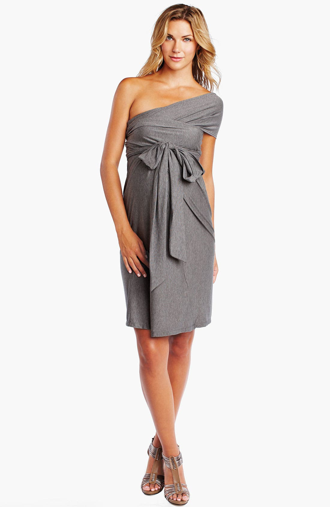 Alternate Image 2  - Maternal America Convertible Maternity Dress