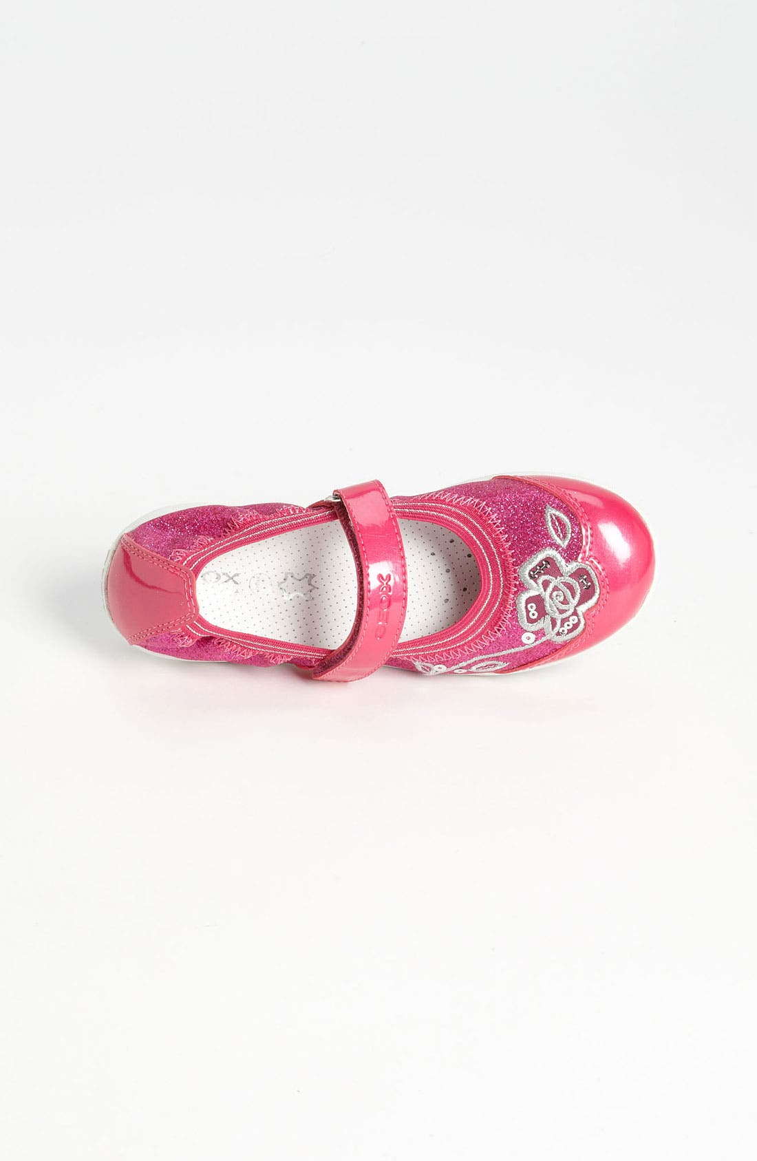 Alternate Image 3  - Geox Junior 'Jodie' Mary Jane Sneaker (Toddler & Little Kid)