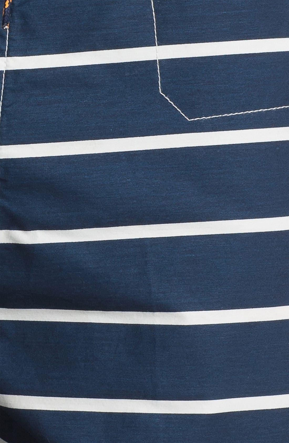 Alternate Image 3  - Sperry Top-Sider® Sailor Stripe Board Shorts