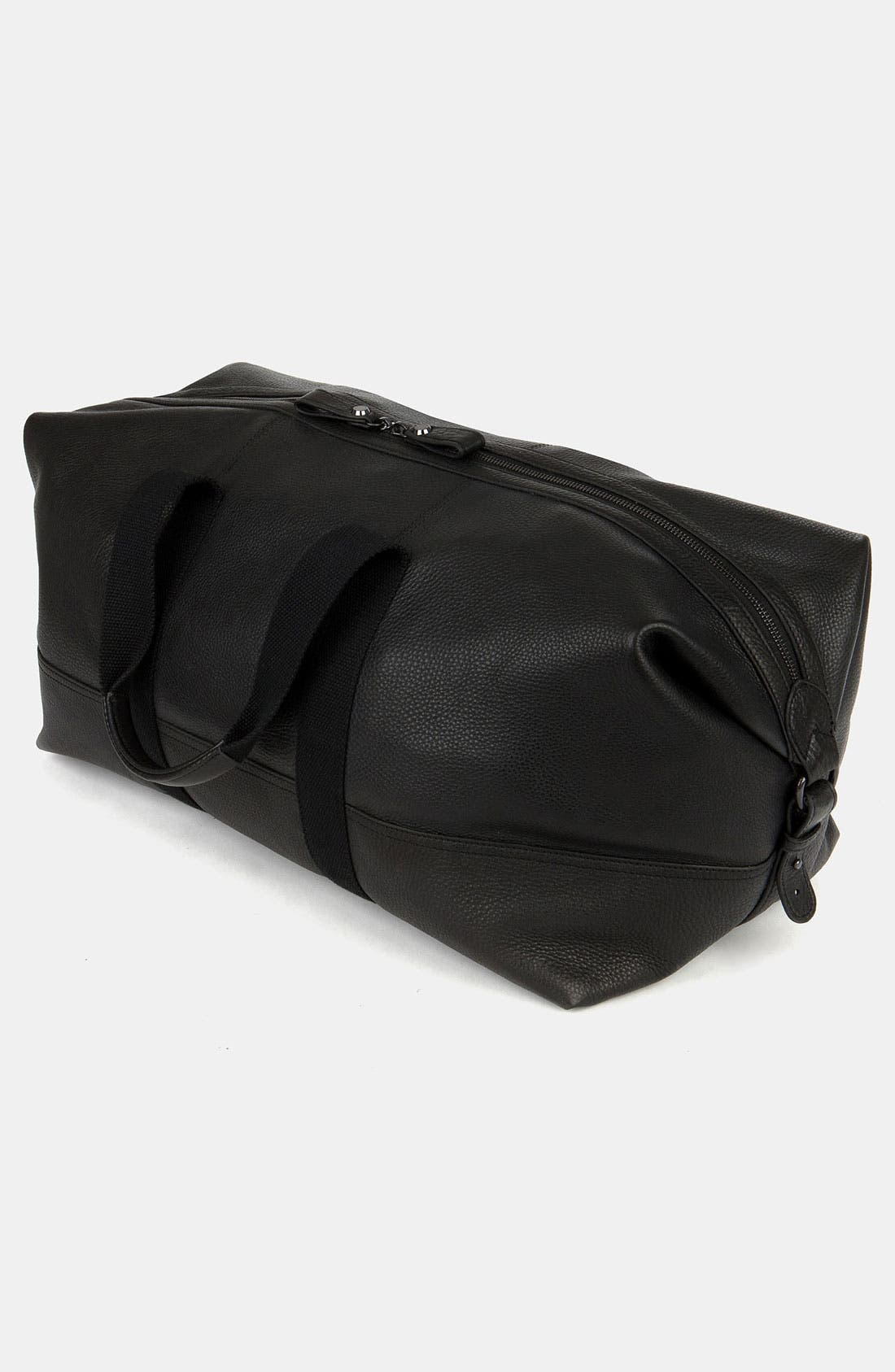 Alternate Image 3  - Ted Baker London Leather Duffel Bag