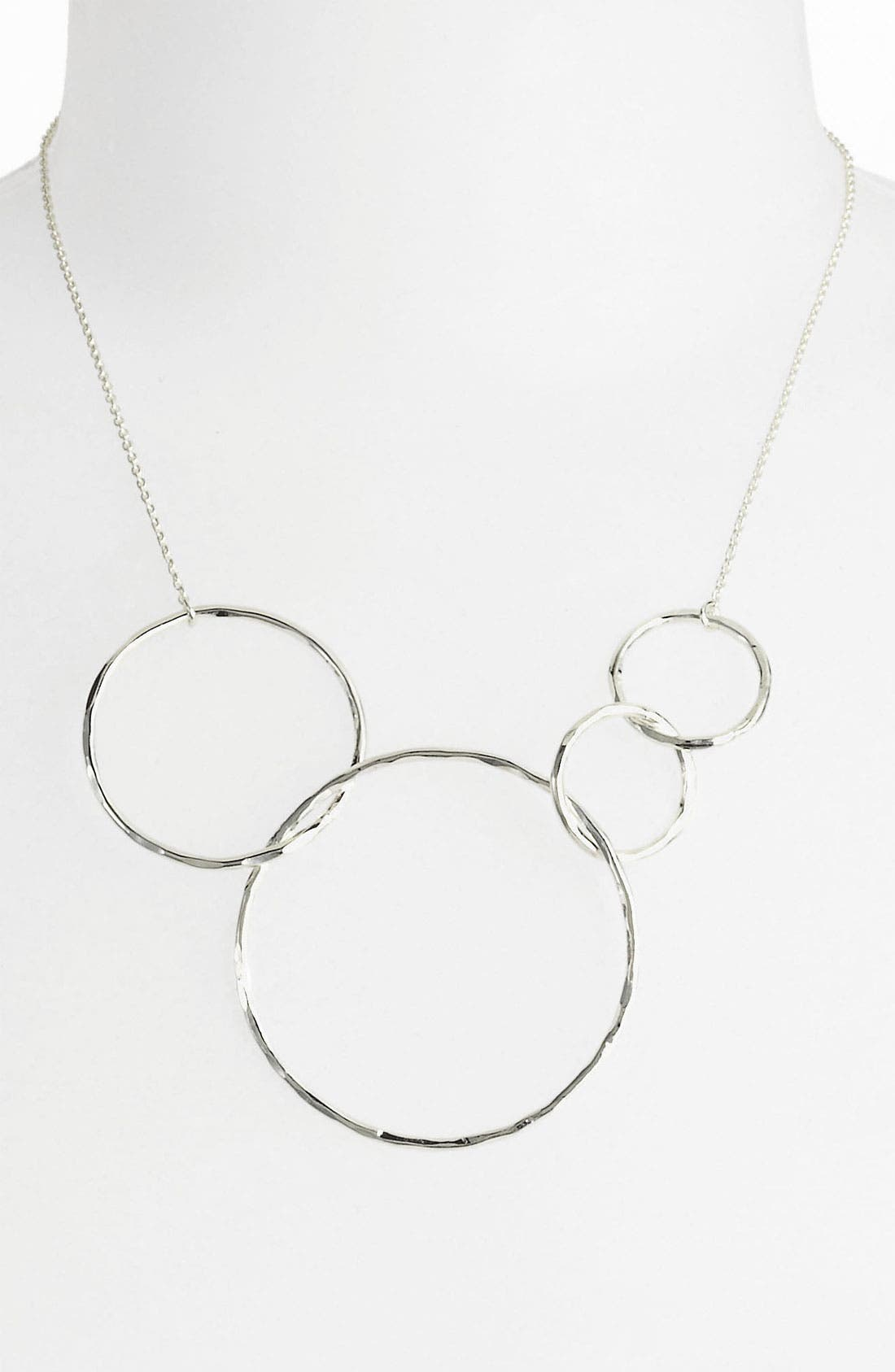 Alternate Image 1 Selected - Argento Vivo Frontal Necklace