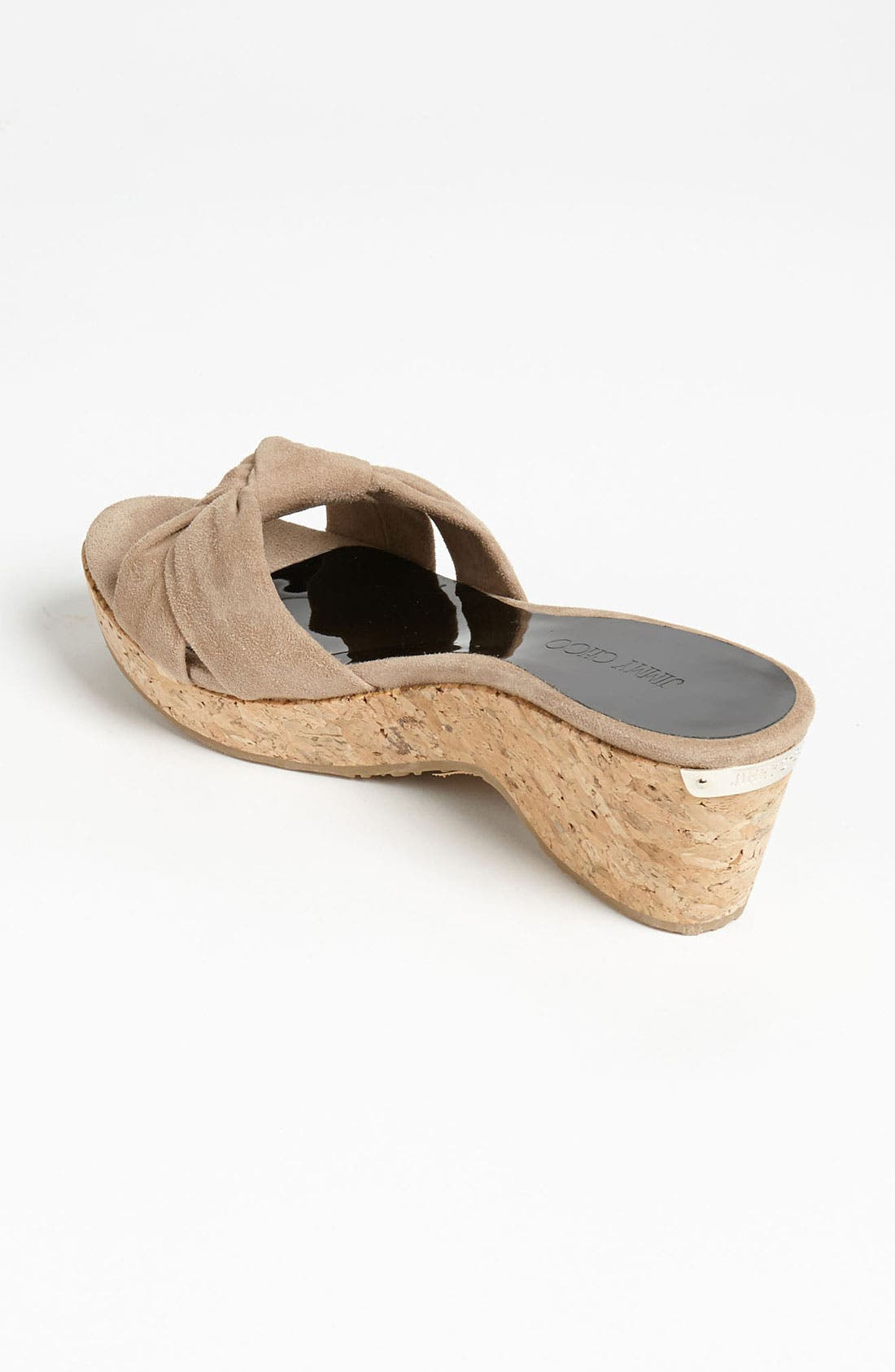 Alternate Image 2  - Jimmy Choo 'Glace' Slide Sandal