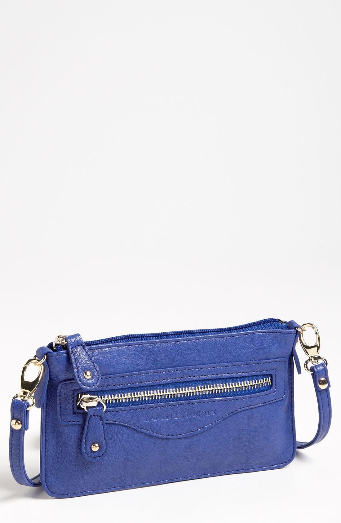 Main Image - Danielle Nicole 'Davina' Crossbody Bag