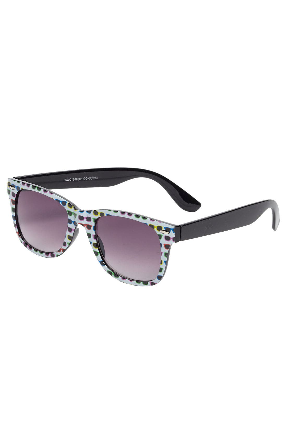 Alternate Image 1 Selected - Icon Eyewear Sunglasses (Girls)