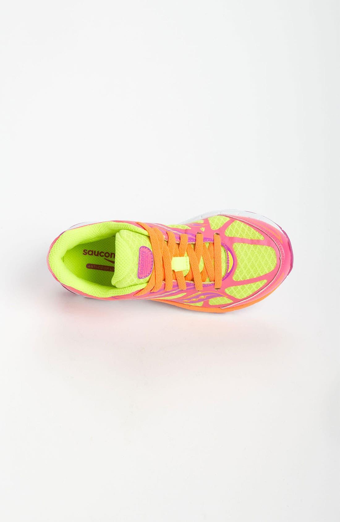 Alternate Image 3  - Saucony 'Kinvara' Athletic Shoe (Toddler, Little Kid & Big Kid) (Online Only)