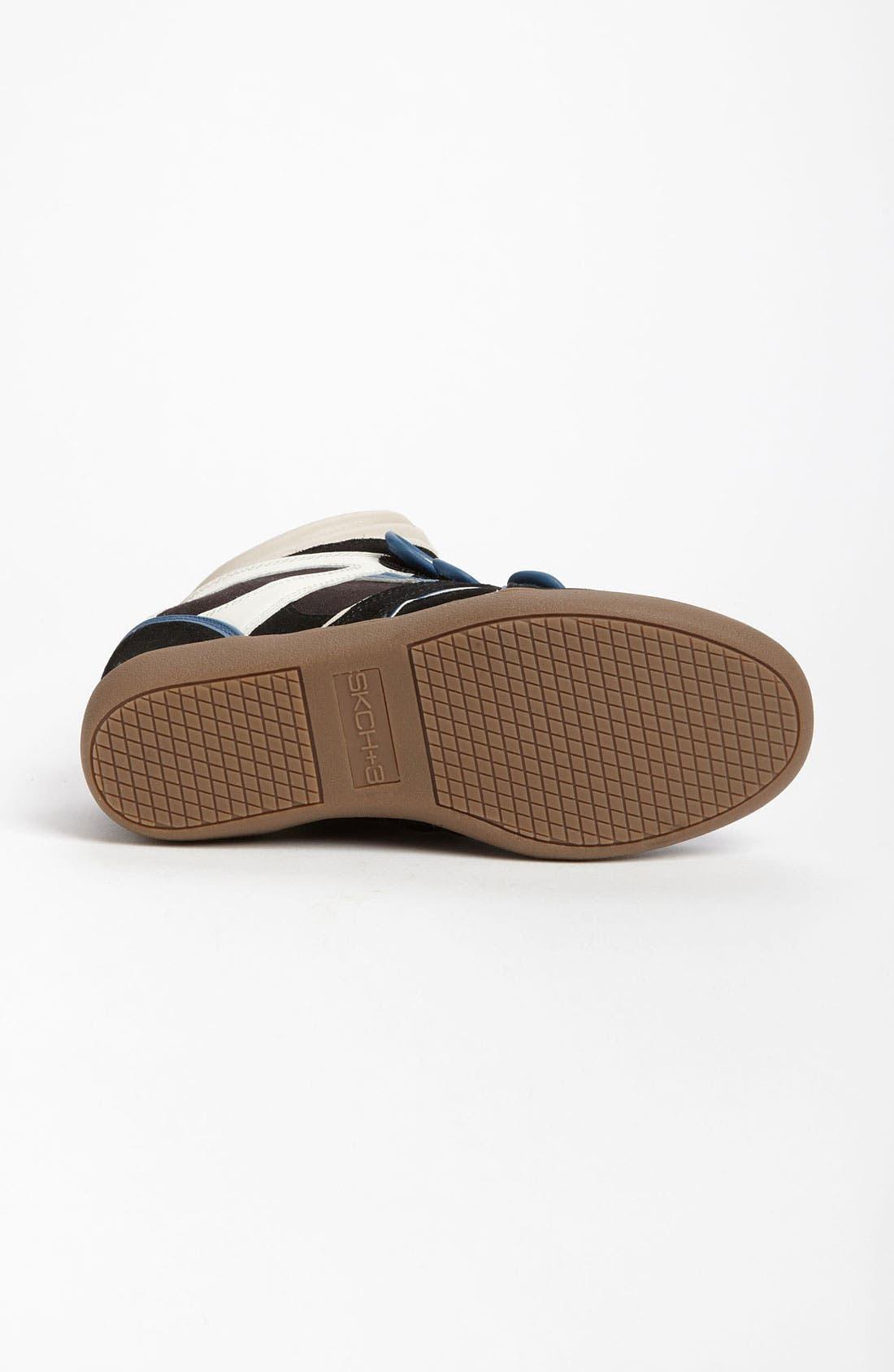 Alternate Image 4  - SKECHERS 'Plus 3 Binder' Sneaker (Women)