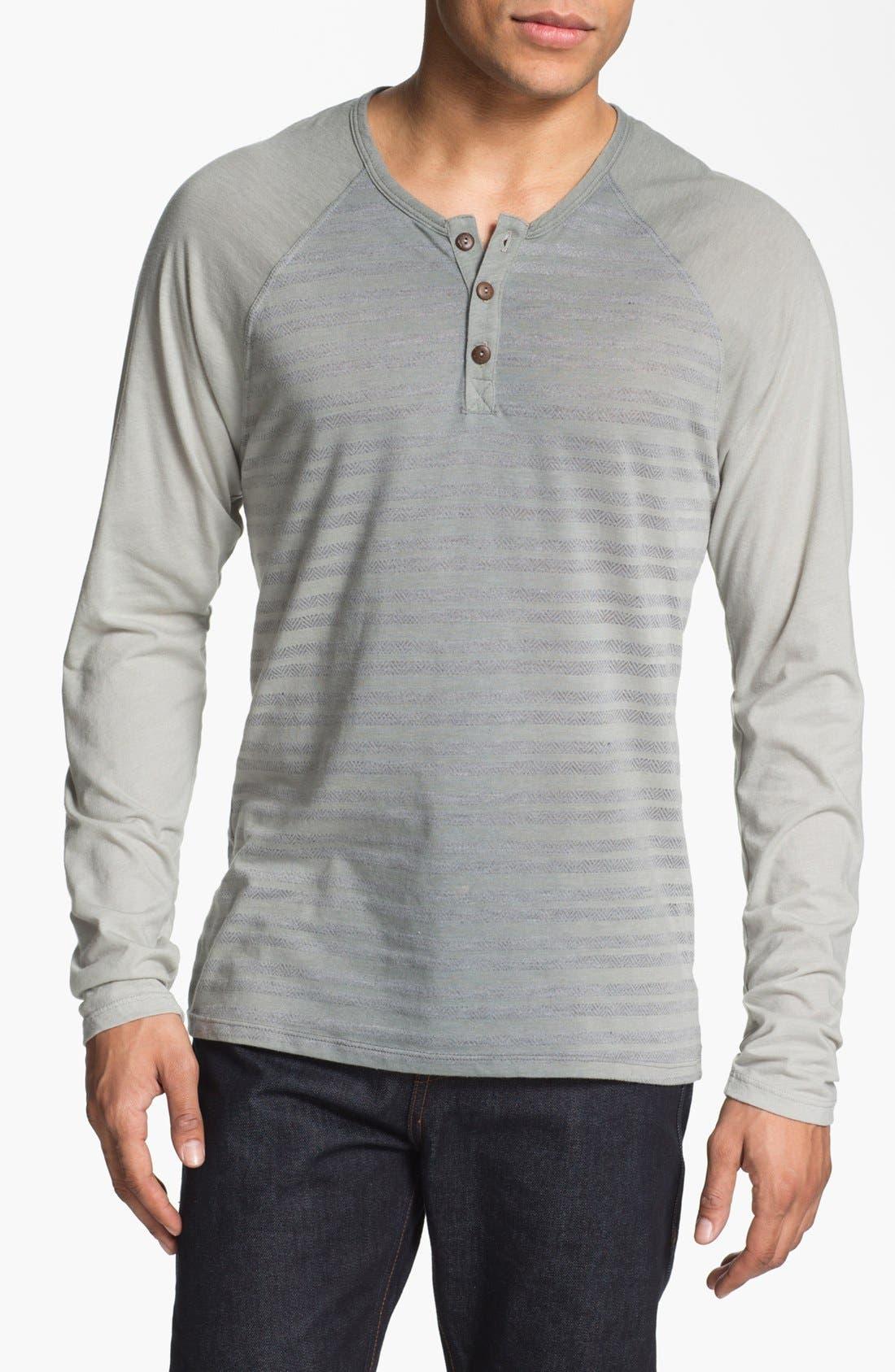 Alternate Image 1 Selected - Gypsy 05 'Redondo' Henley T-Shirt