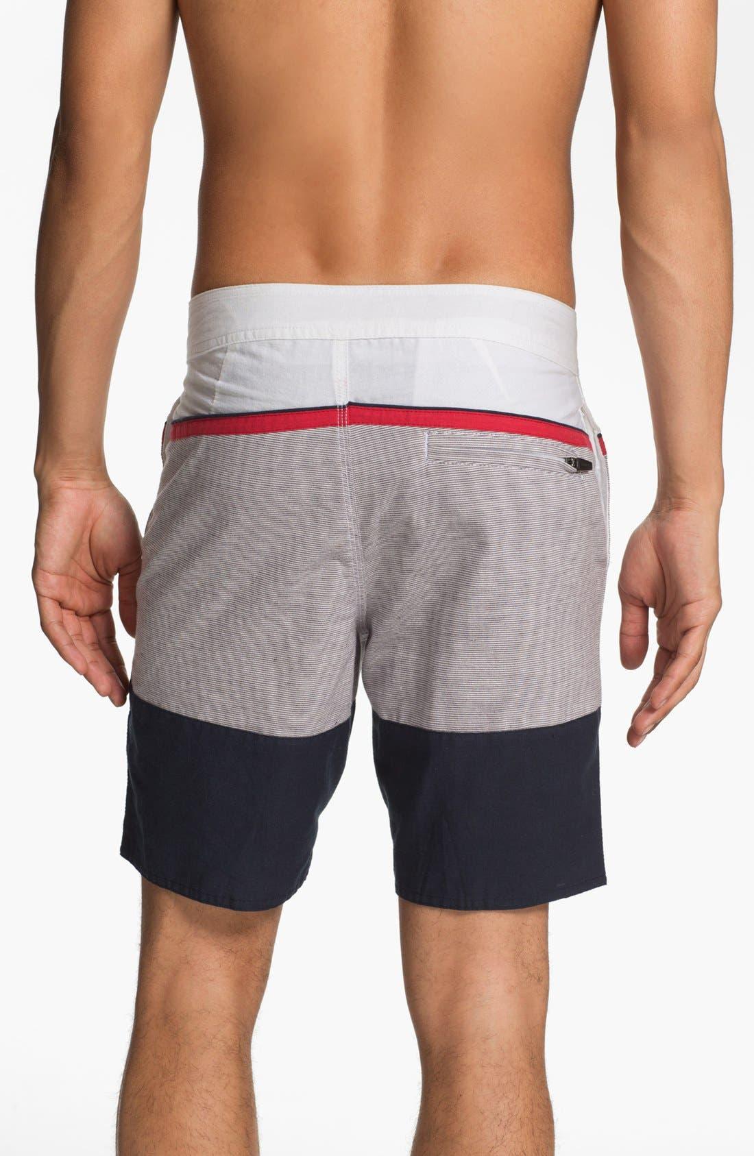 Alternate Image 2  - Element 'Caicos' Board Shorts